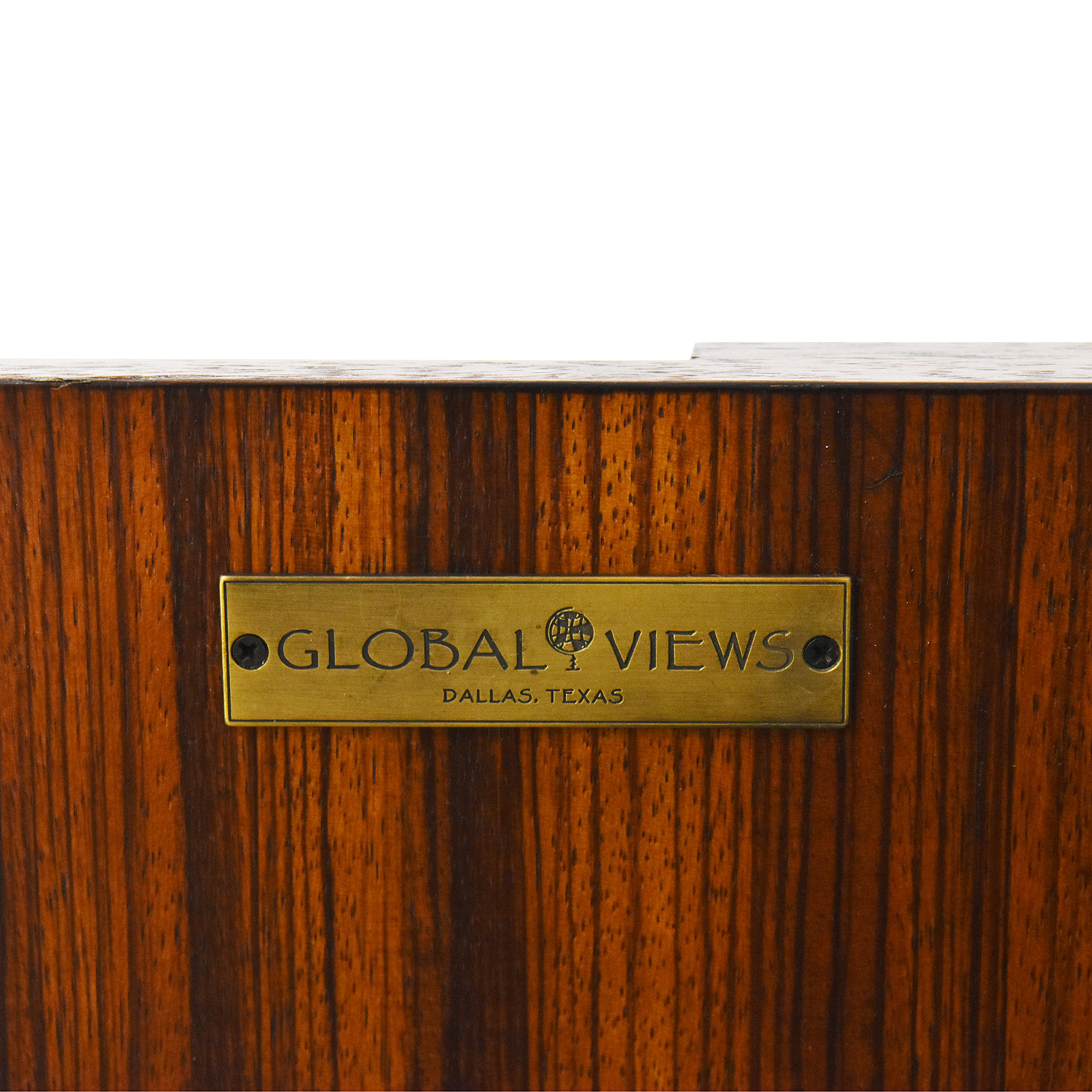 20 OFF   Global Views Global Views Double Block Chest / Storage