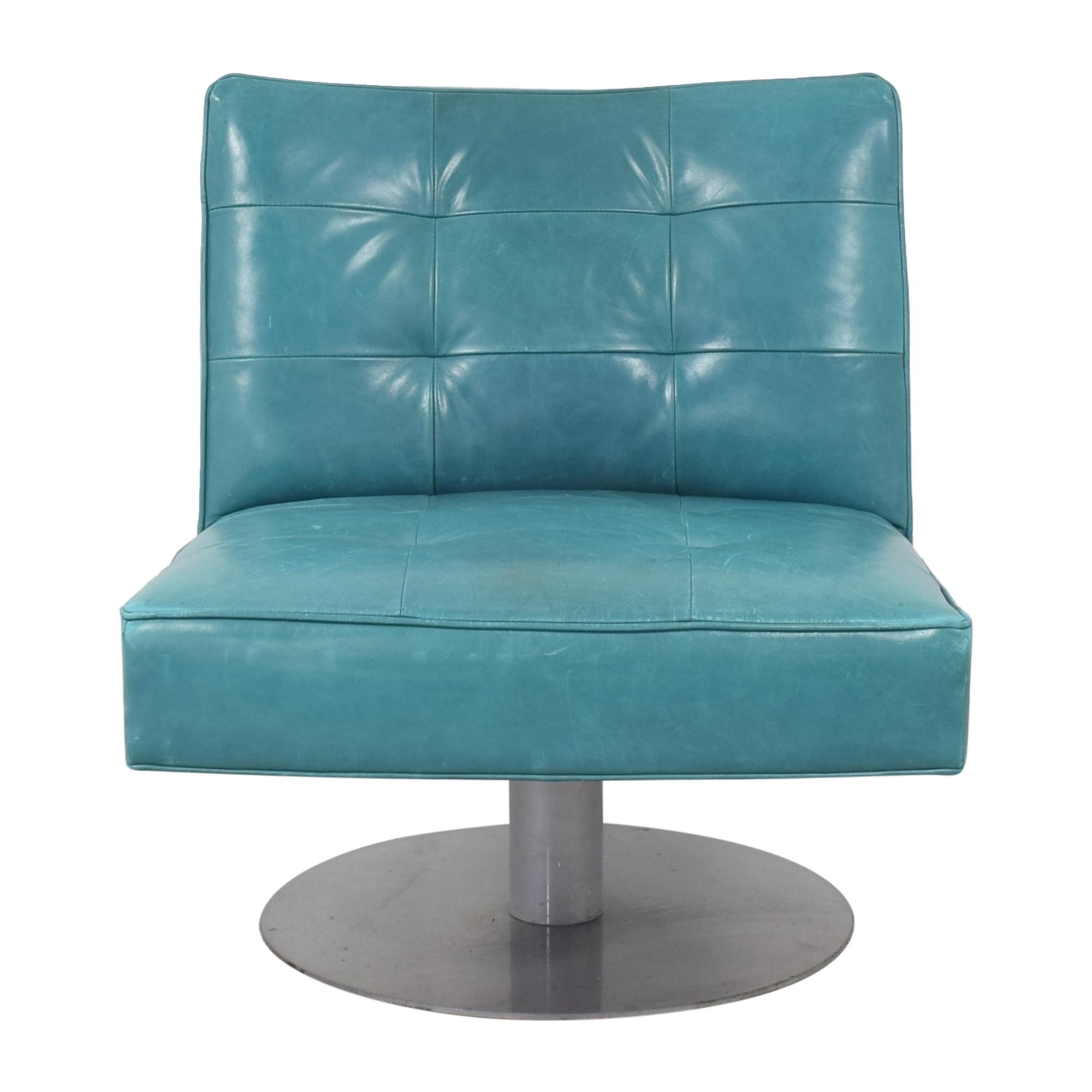Mitchell Gold + Bob Williams Swivel Chair / Chairs