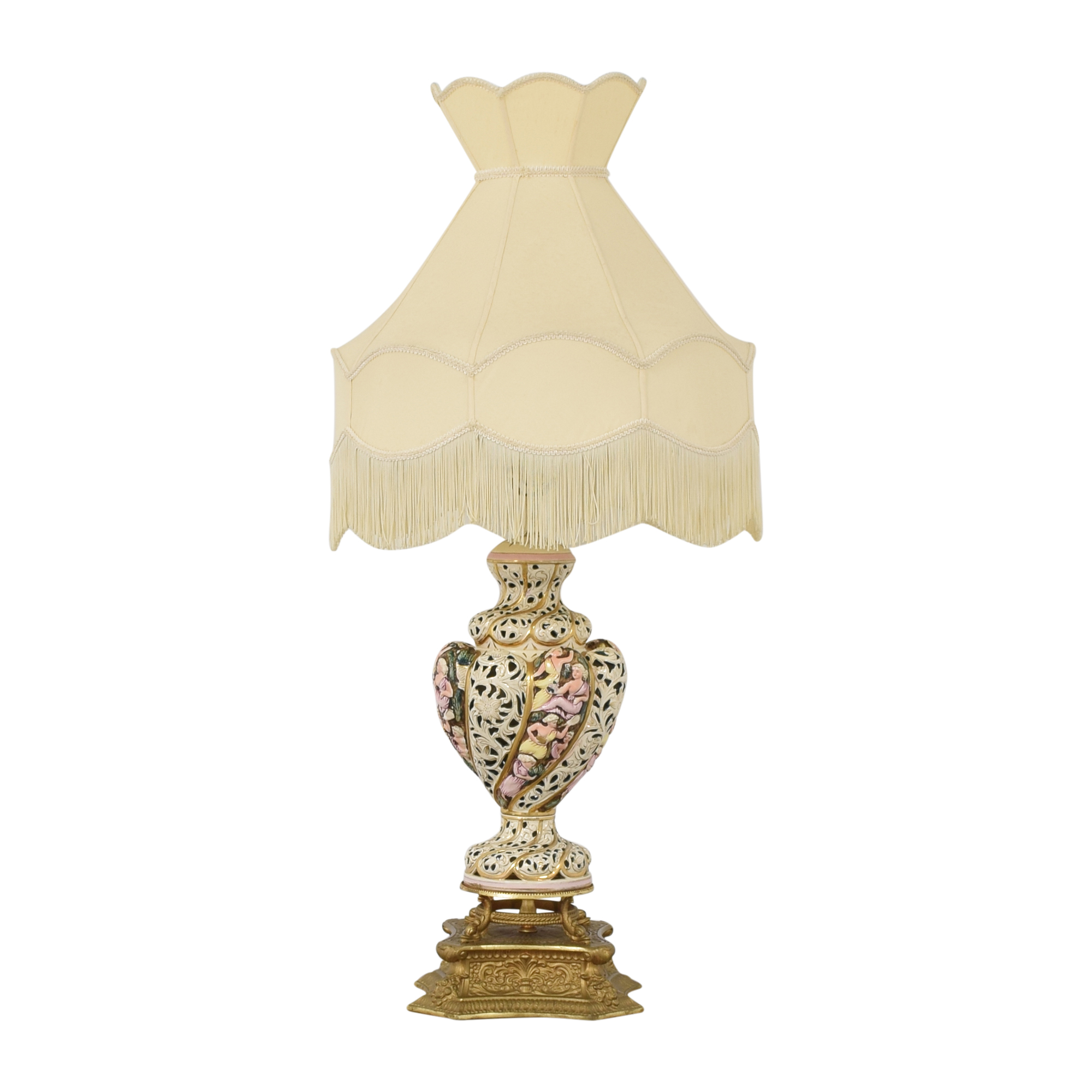 Vintage-Style Table Lamp Lamps