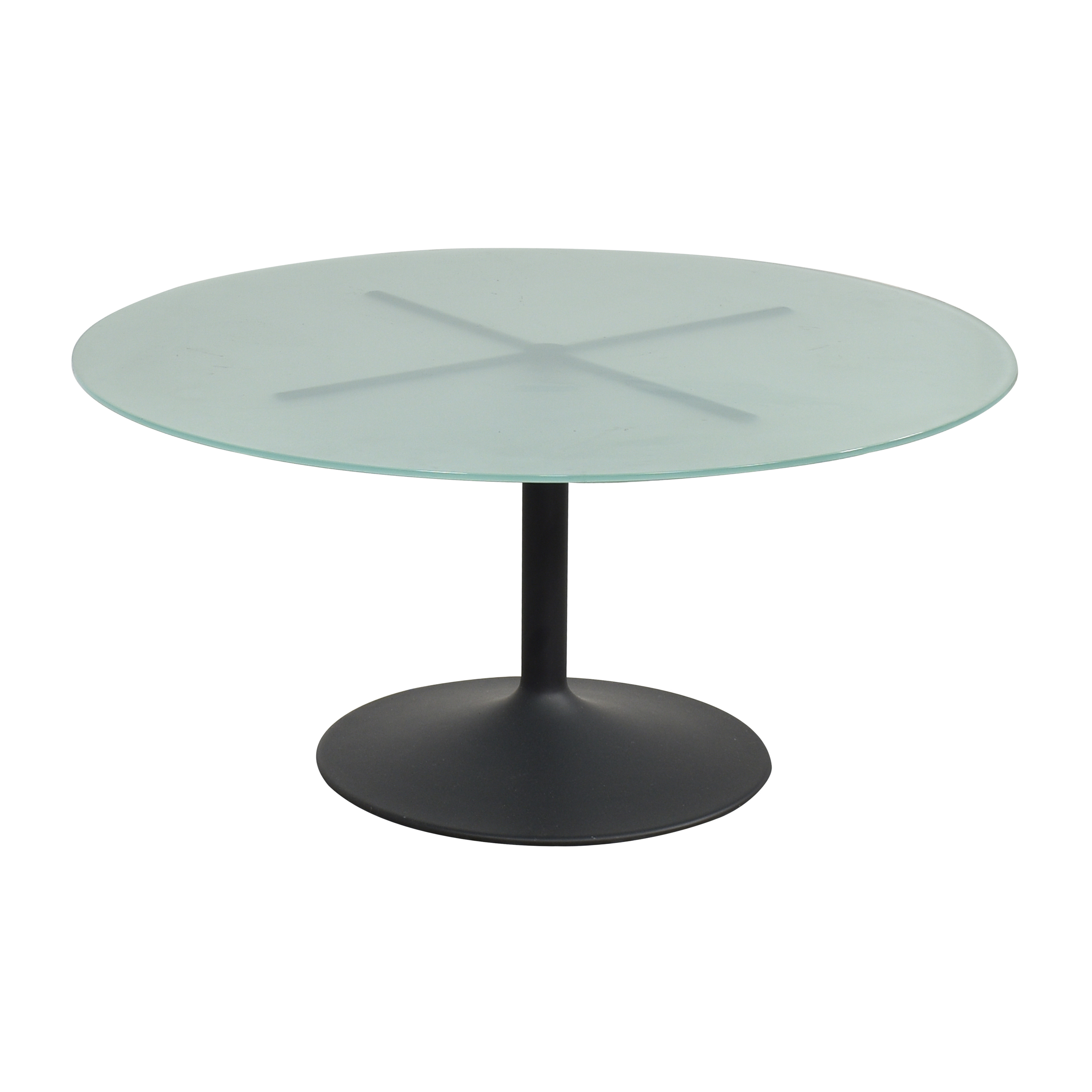 buy Room & Board Room & Board Aria Round Pedestal Dining Table online