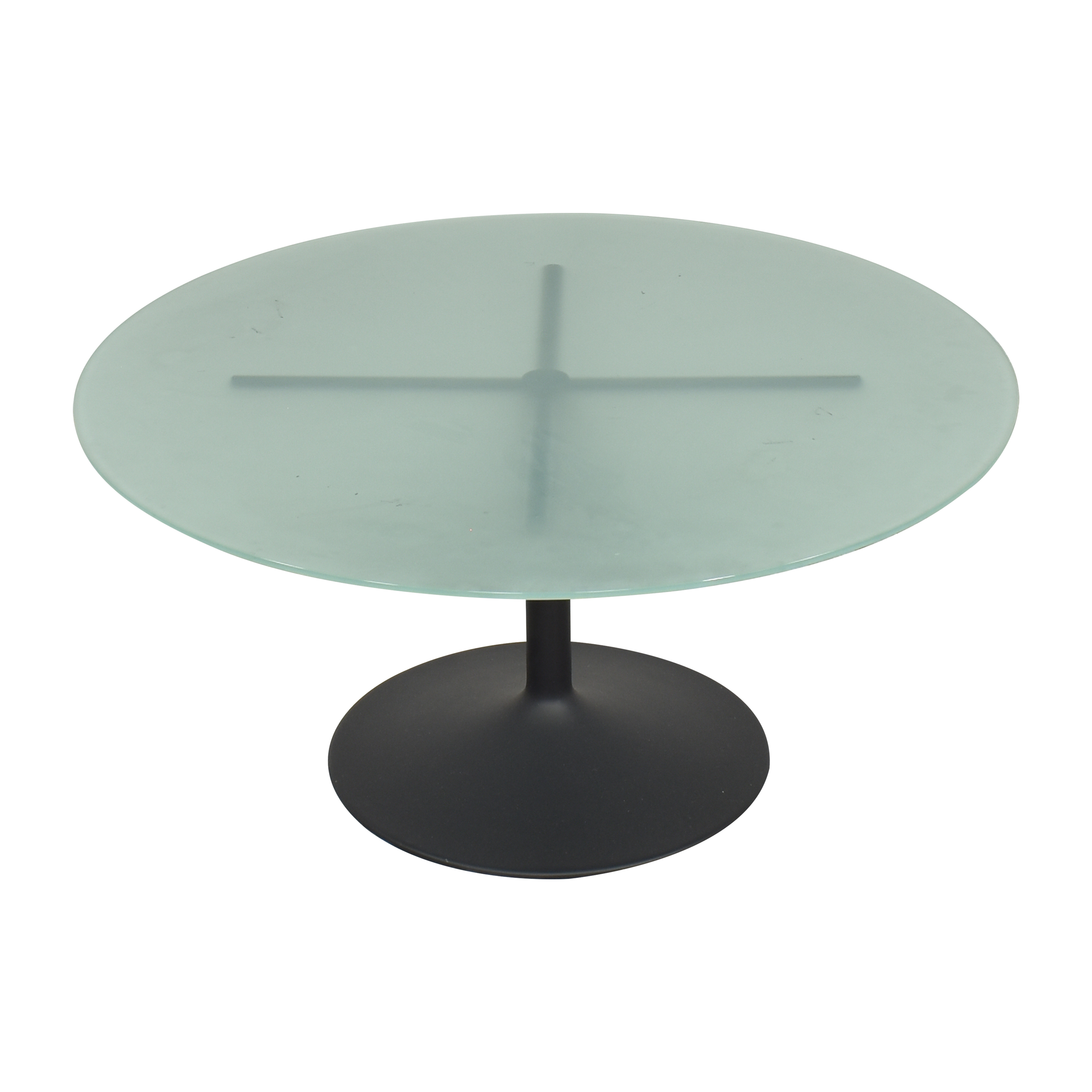 shop Room & Board Aria Round Pedestal Dining Table Room & Board Dinner Tables