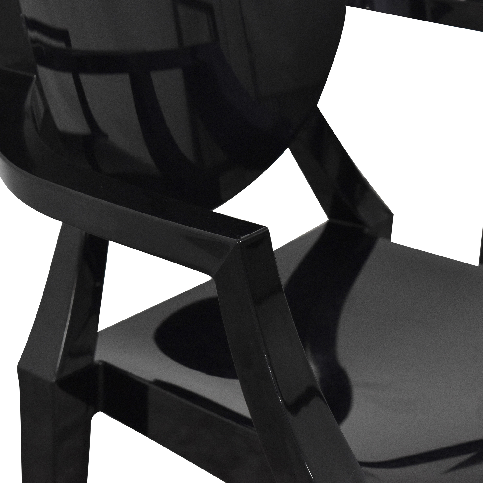shop Kartell Louis Ghost Armchairs Kartell Dining Chairs