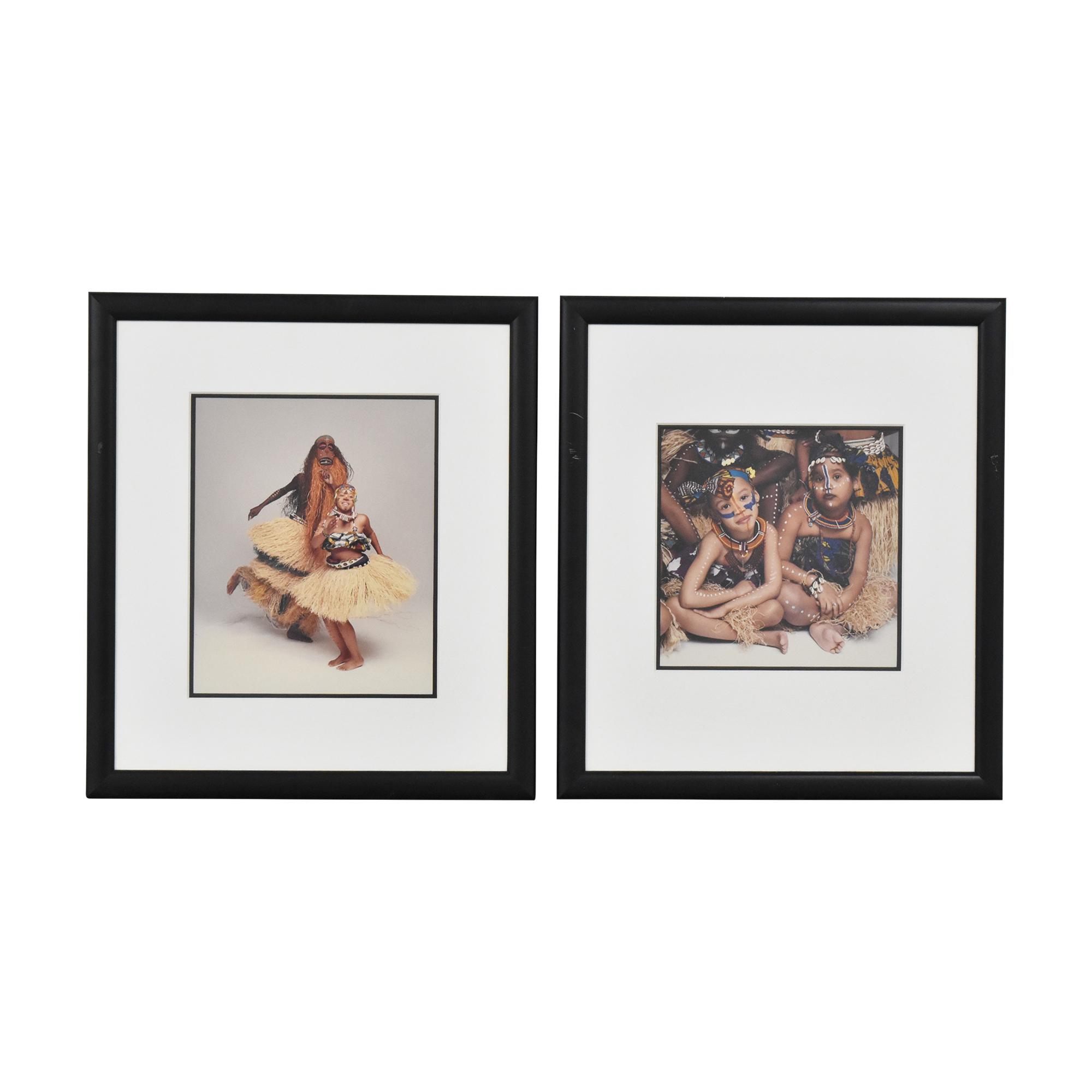Patrick DeMarchelier Framed Wall Art on sale