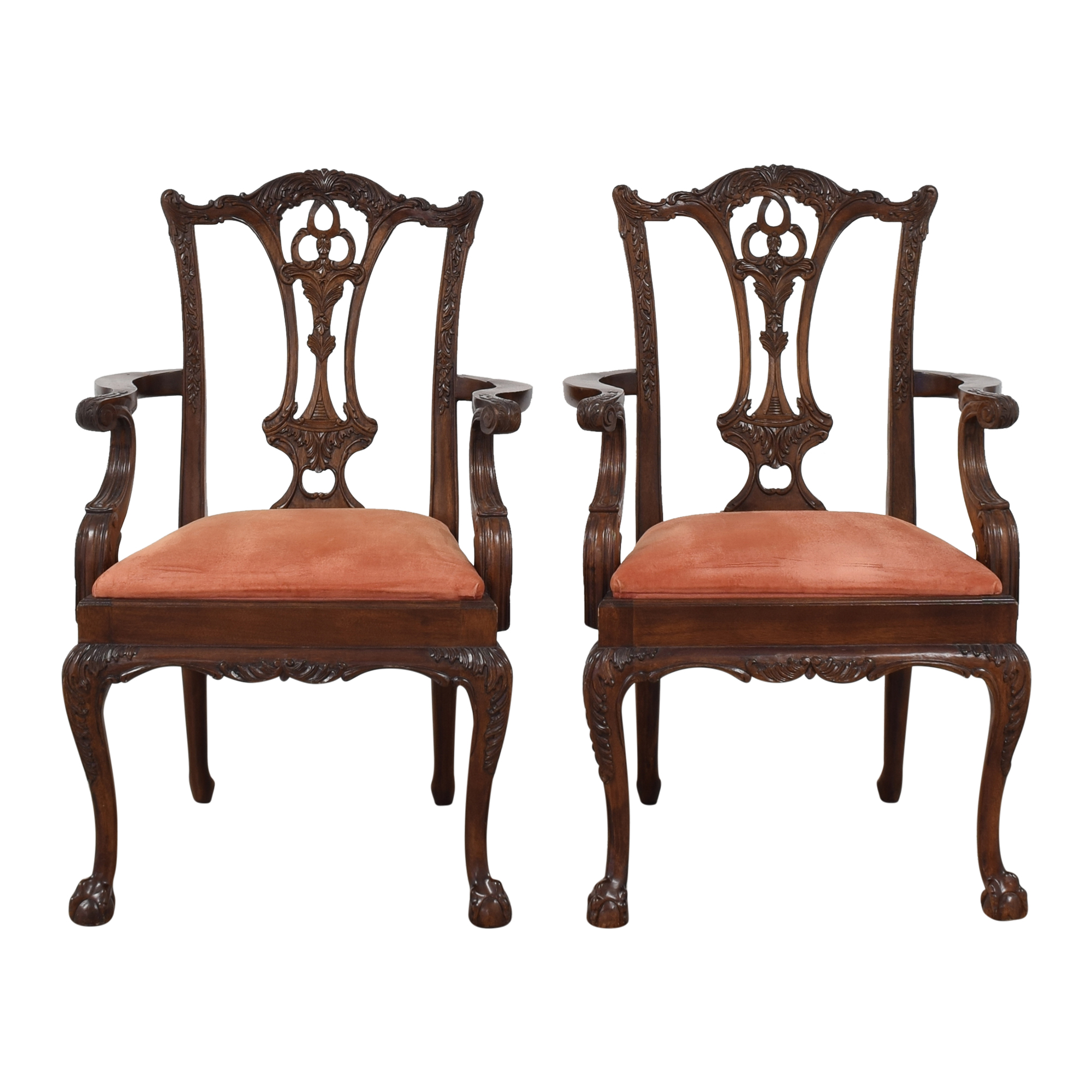 shop  Chippendale Dining Arm Chairs online