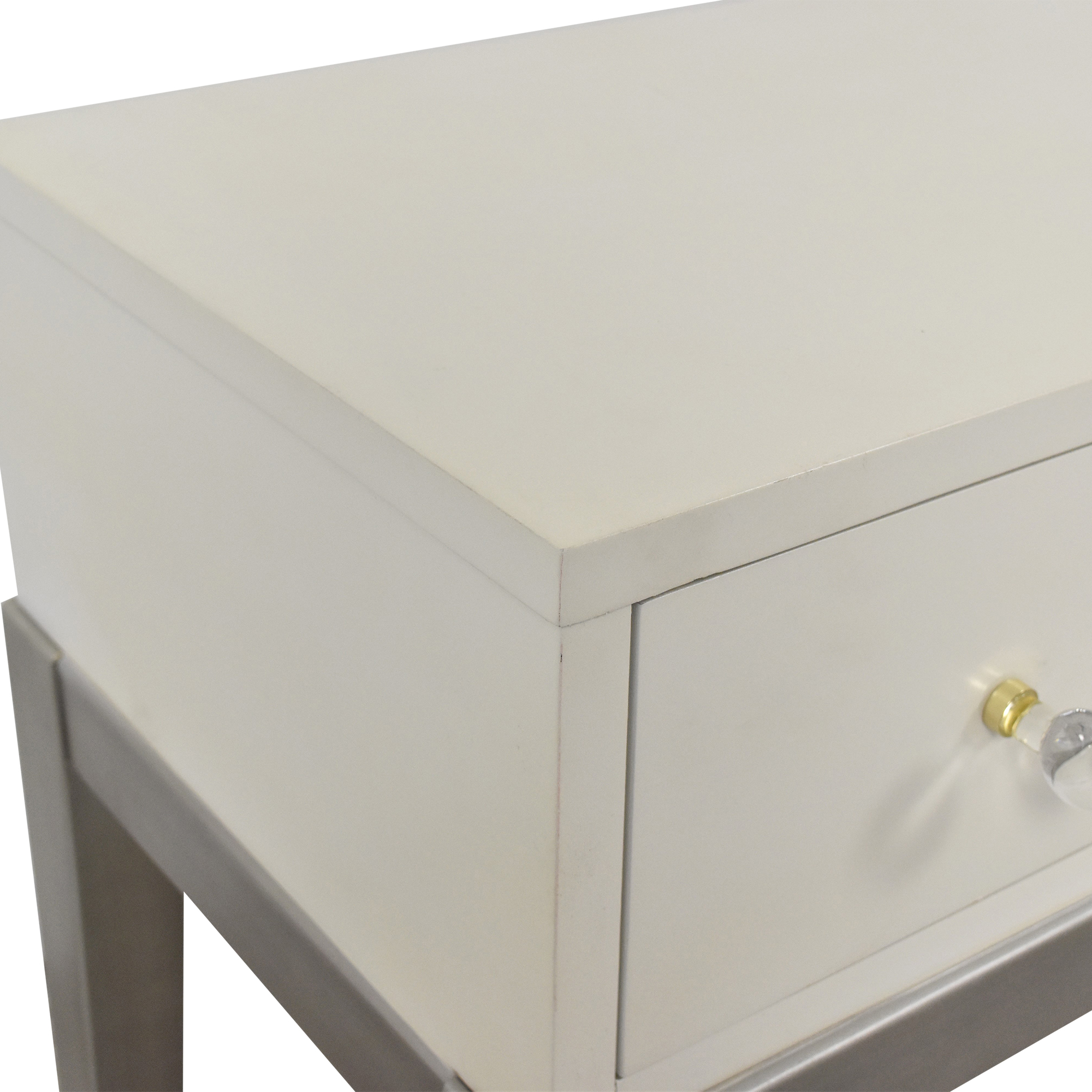 Hooker Furniture Hooker Furniture Melange Lady in White Console Table pa