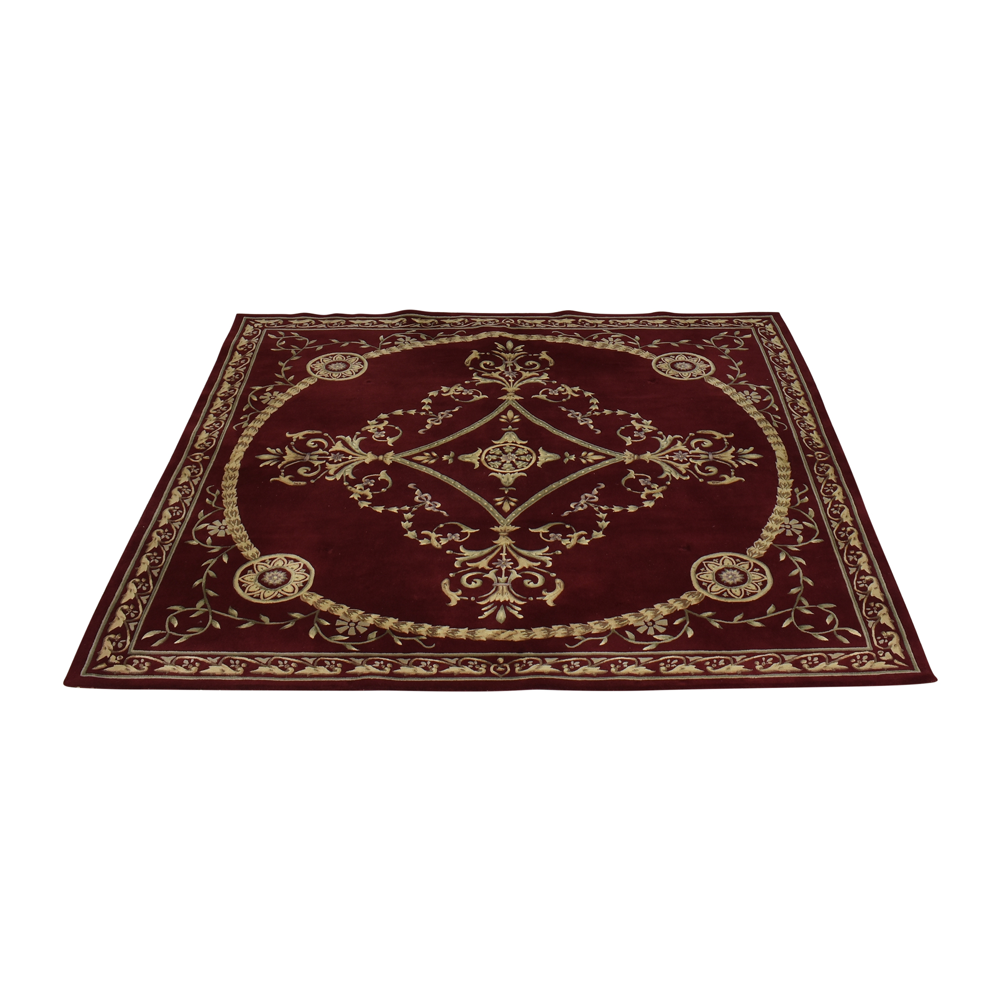 buy Square Area Rug