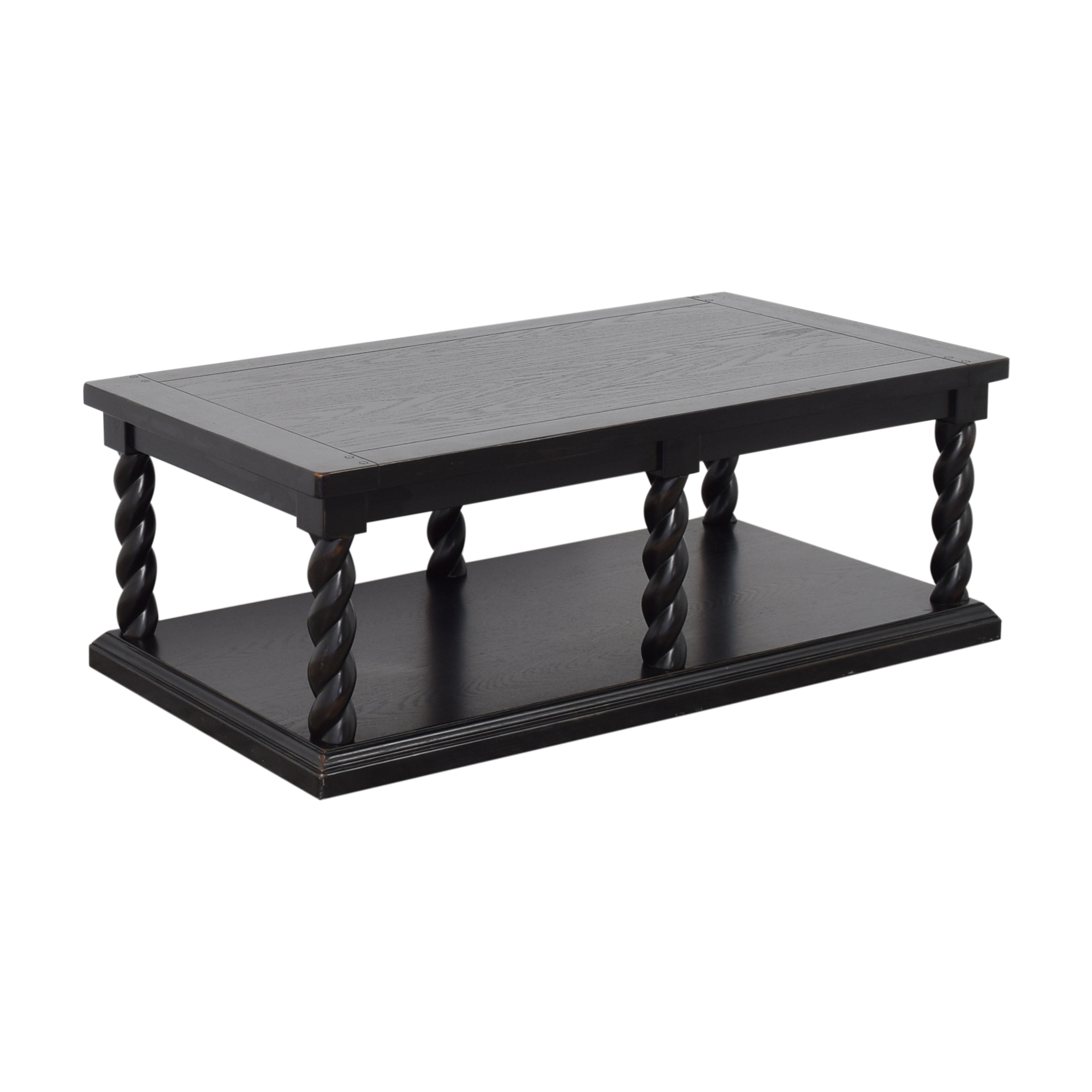 Spindle Leg Coffee Table ma