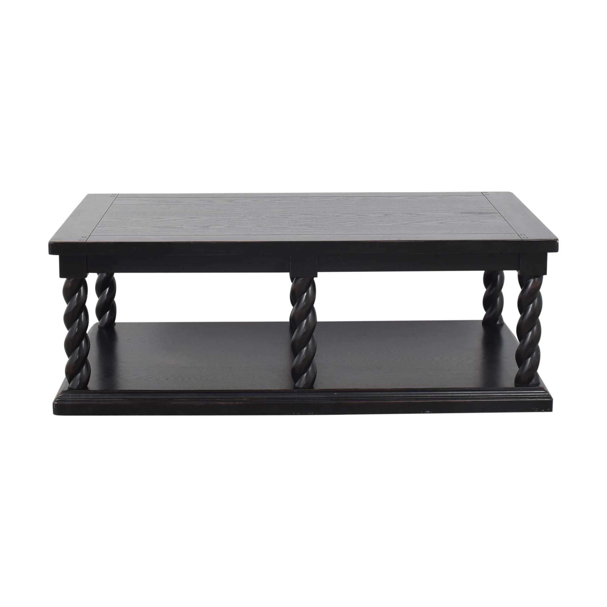 buy Spindle Leg Coffee Table  Coffee Tables