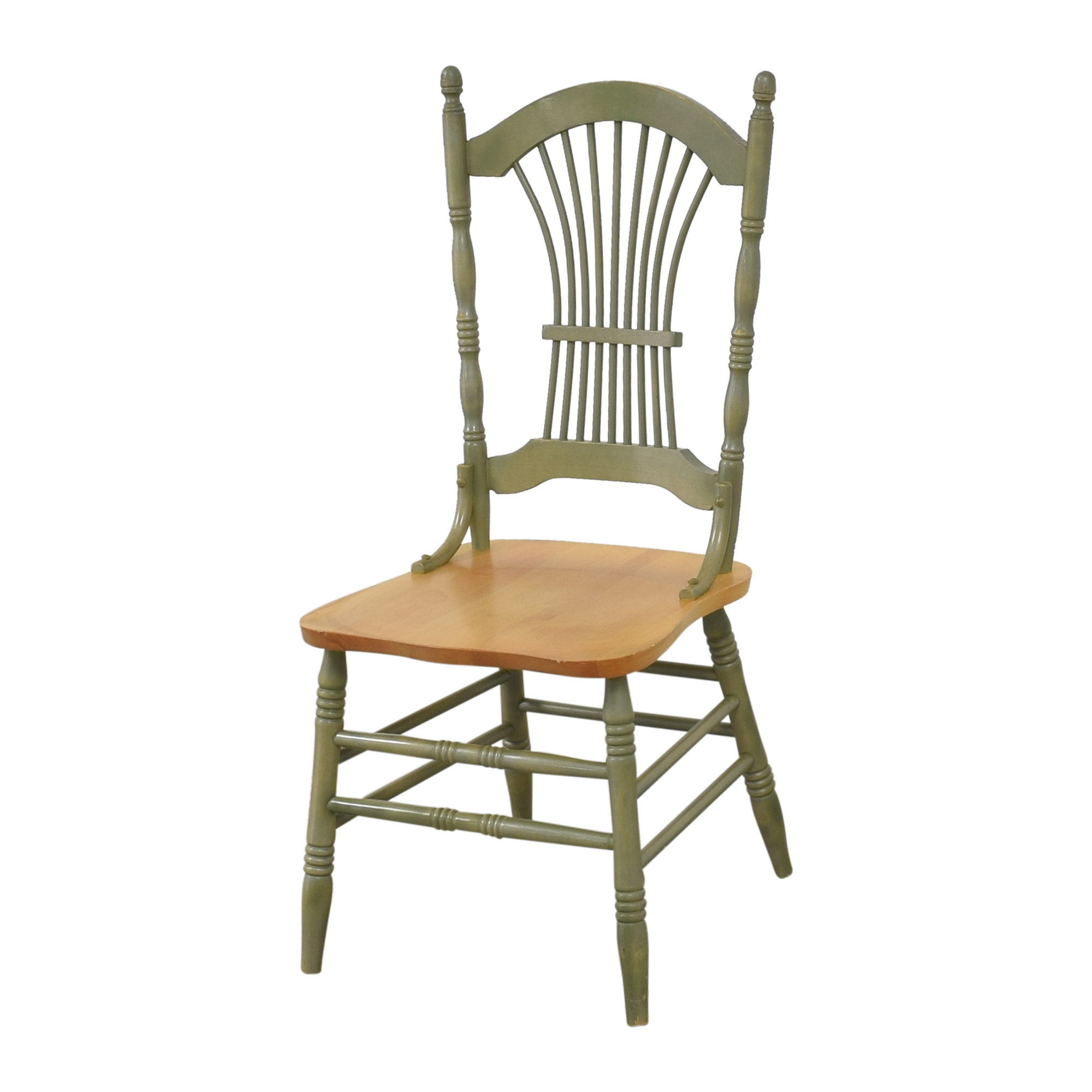 Canadel Canadel Sheaf Back Dining Chairs nj