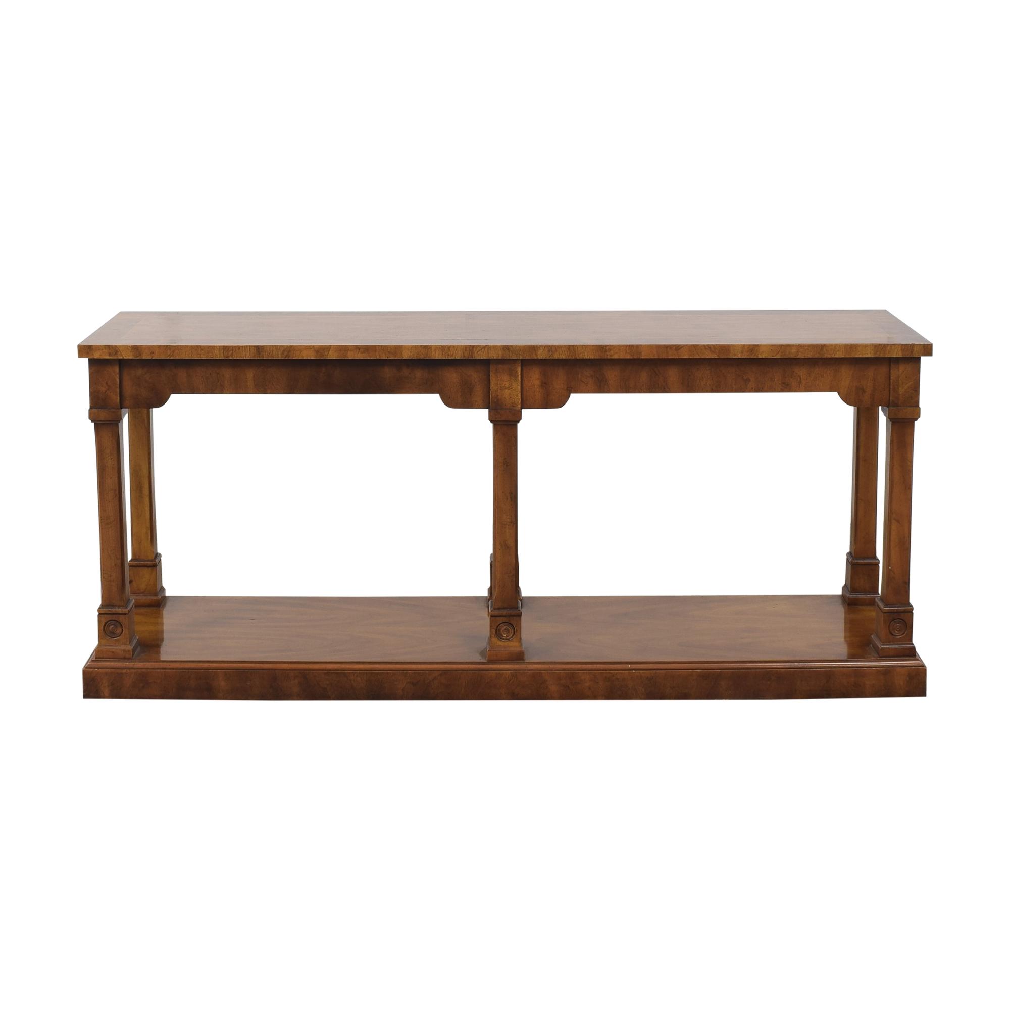 buy Drexel Heritage Console Table Drexel Heritage