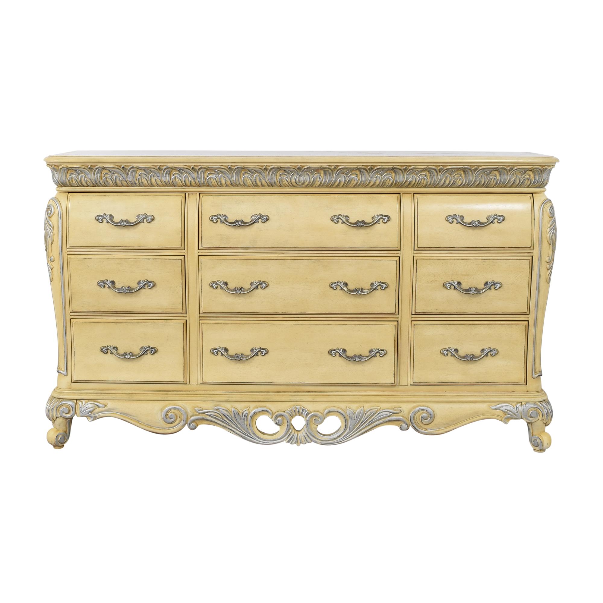 Pulaski Furniture Nine Drawer Dresser sale