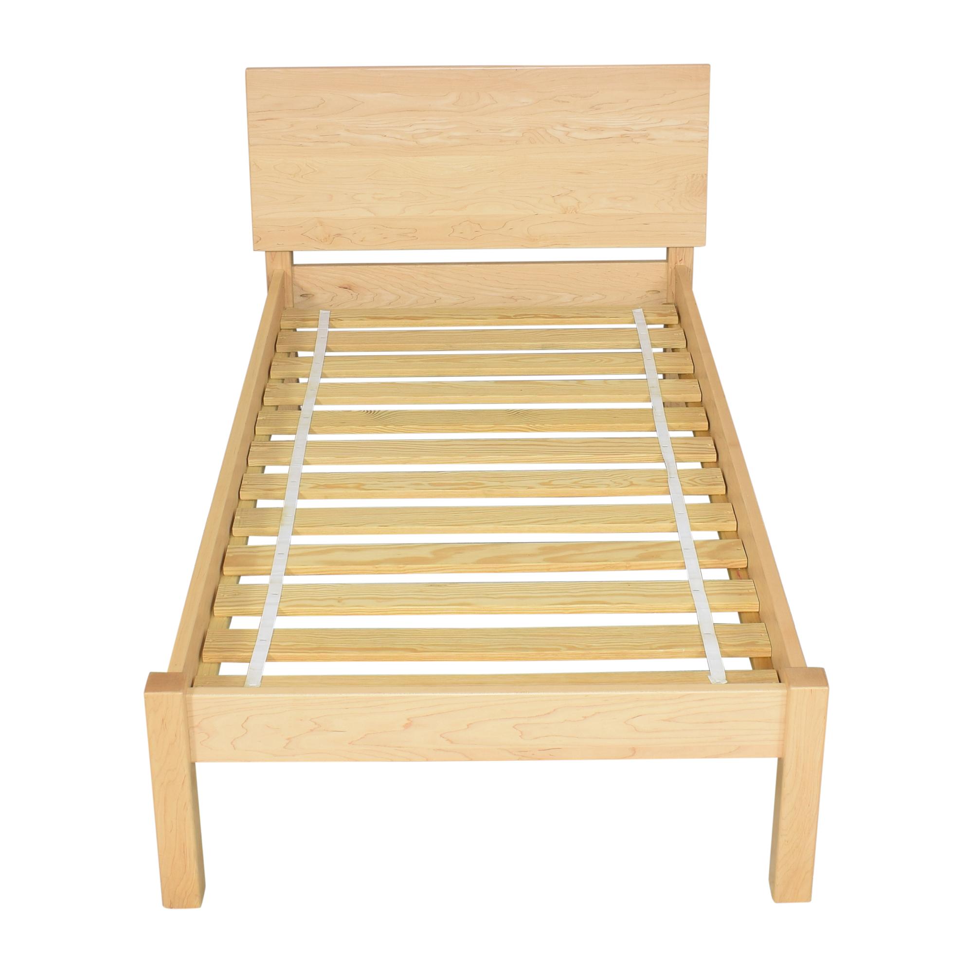 Room & Board Room & Board Pogo Twin Bed ma