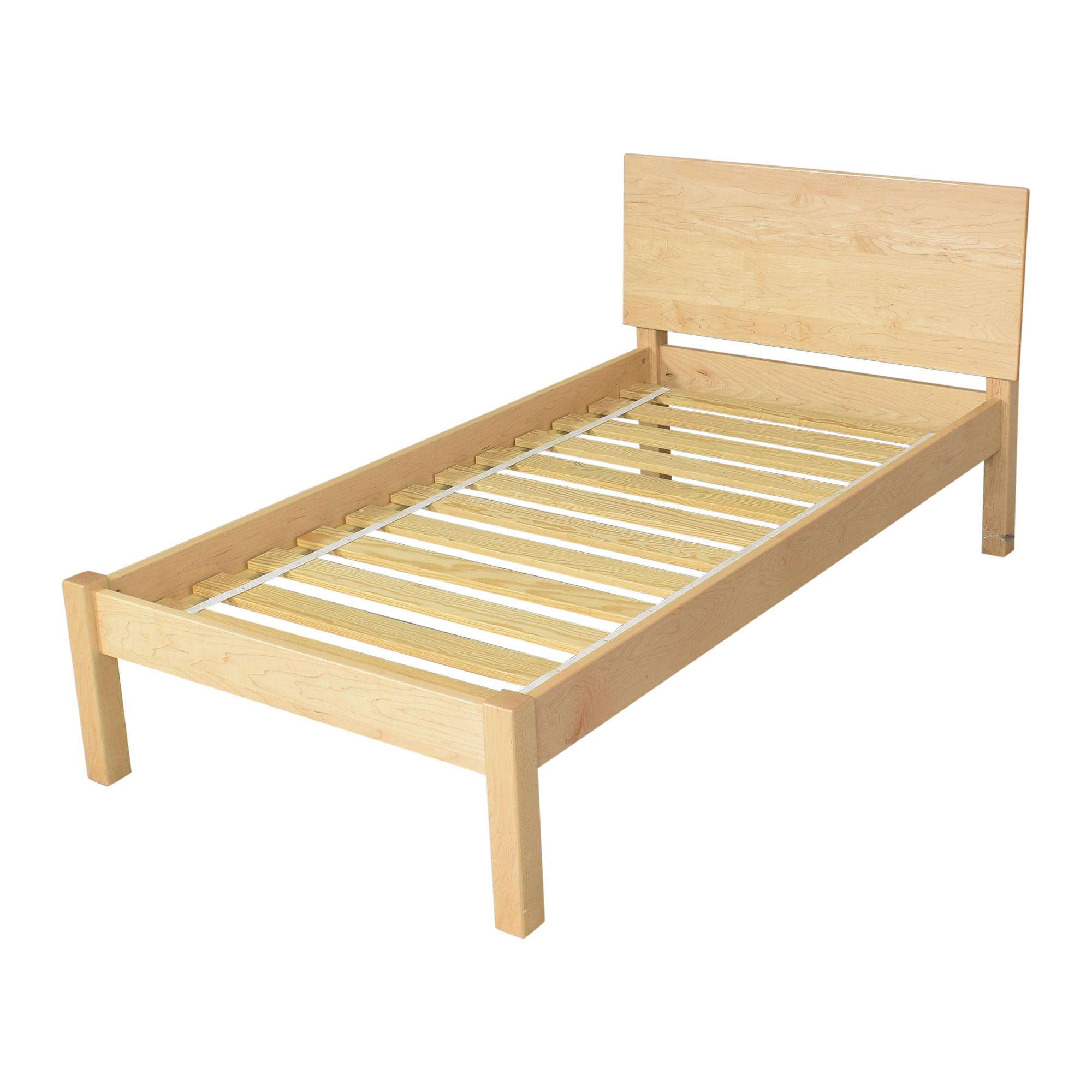 Room & Board Room & Board Pogo Twin Bed discount