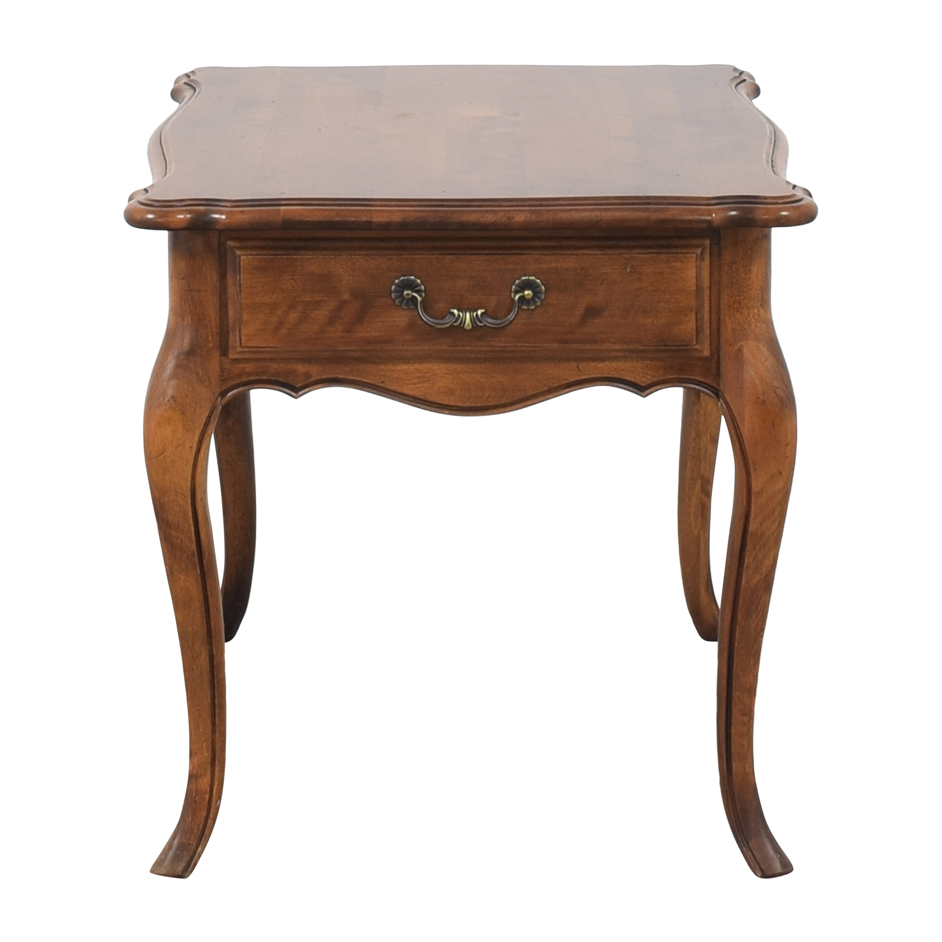 Ethan Allen Ethan Allen Country French End Table ct