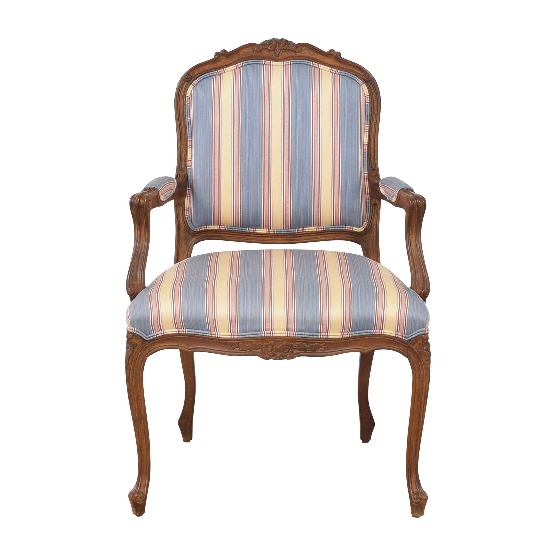 Ethan Allen Ethan Allen Upholstered Armchair Chairs