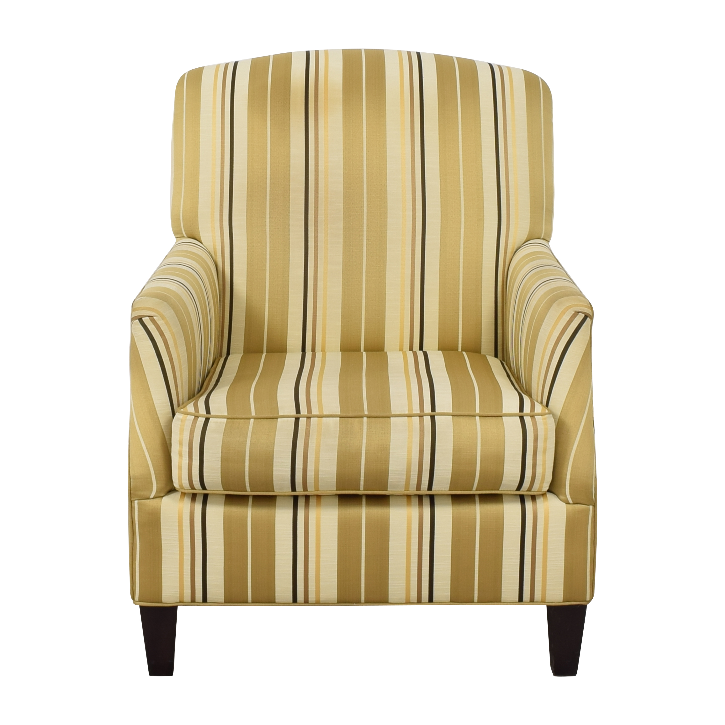Striped Accent Chair on sale