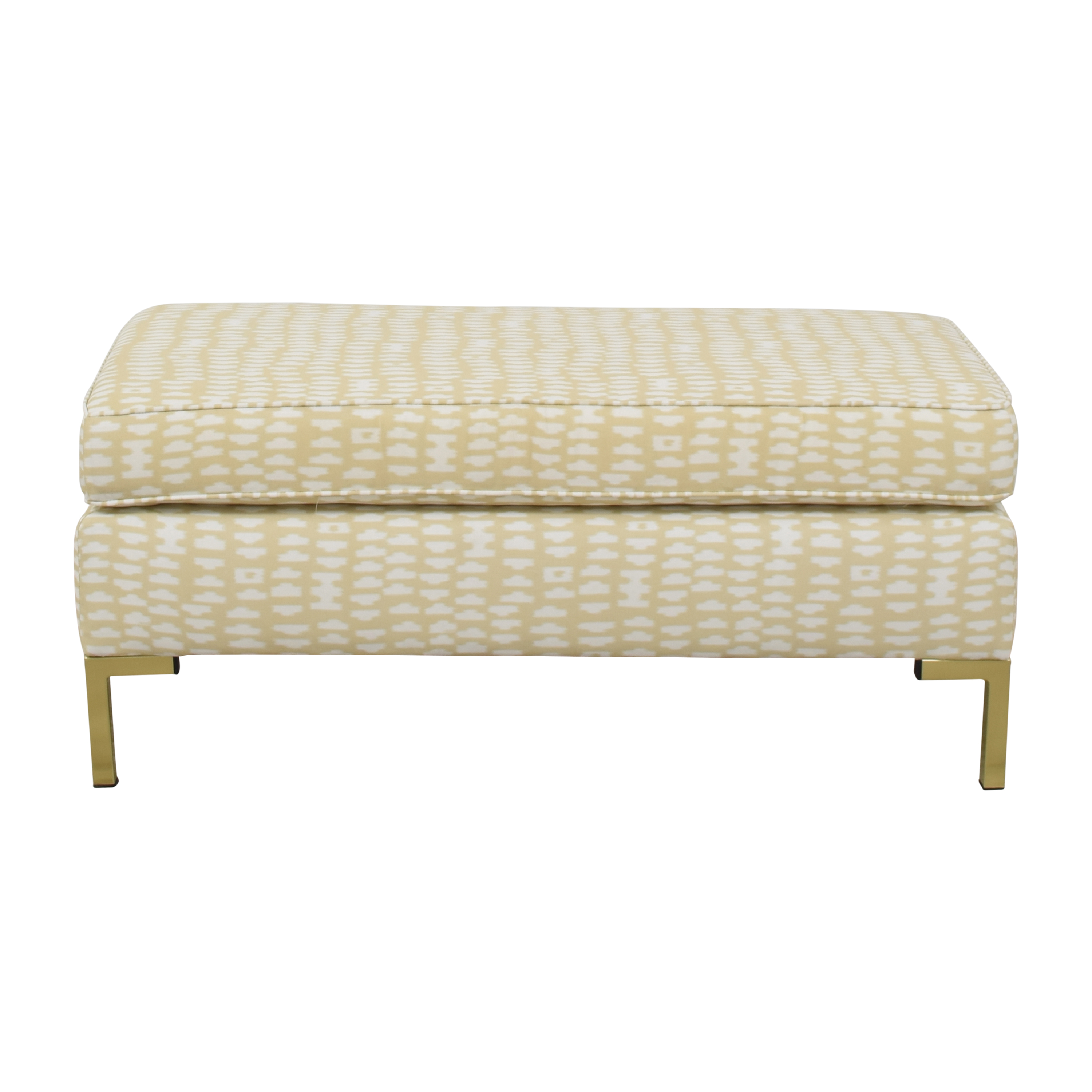 The Inside The Inside Sand Odalisque Modern Bench price