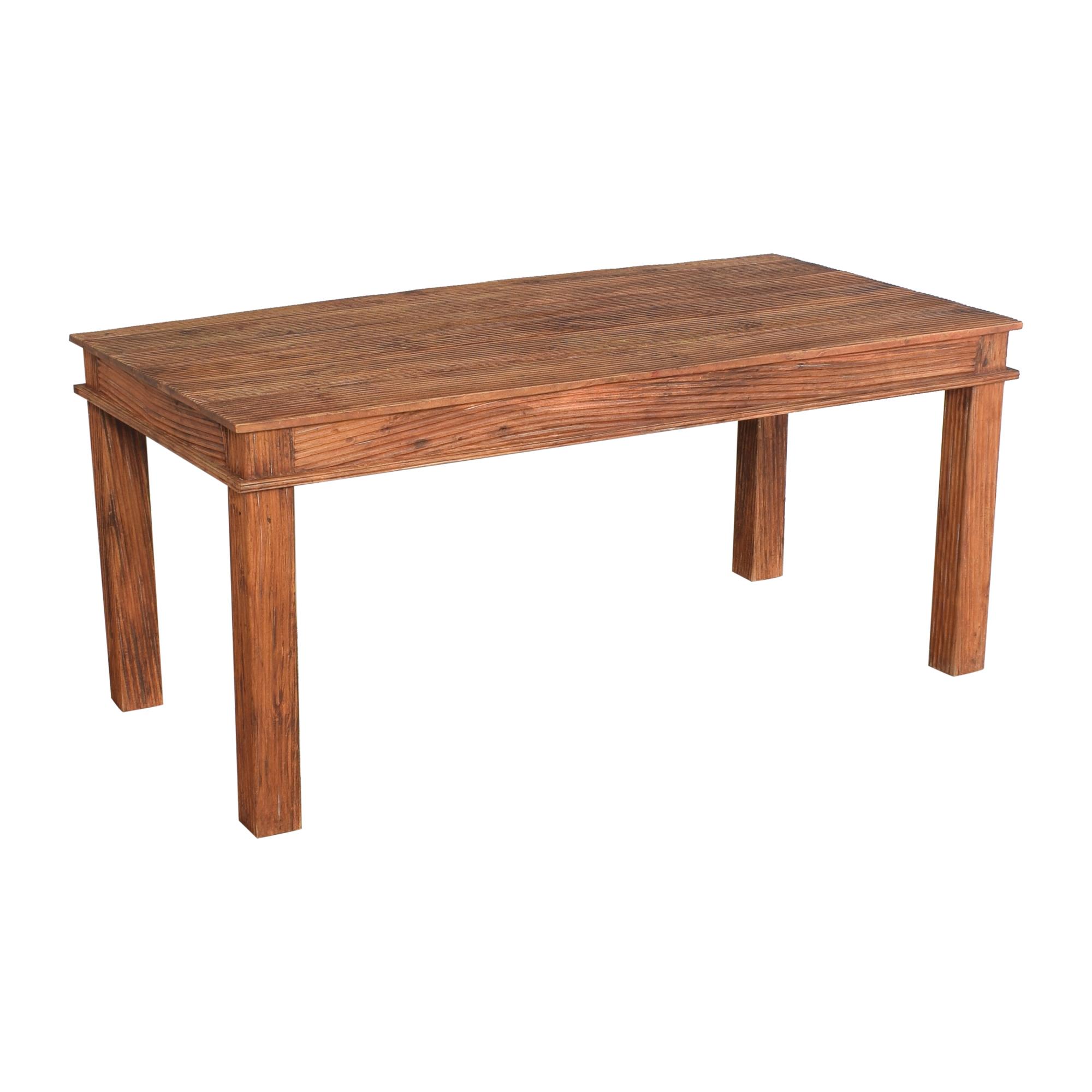 shop Custom Farmhouse Dining Table  Dinner Tables