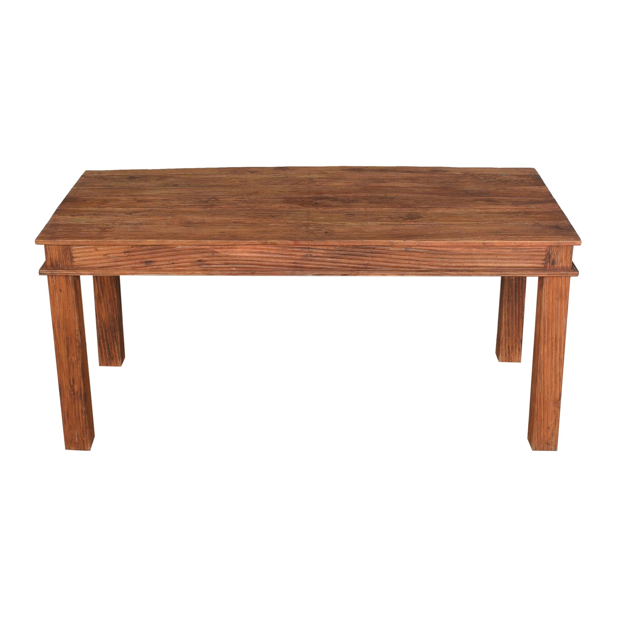 buy Custom Farmhouse Dining Table  Dinner Tables
