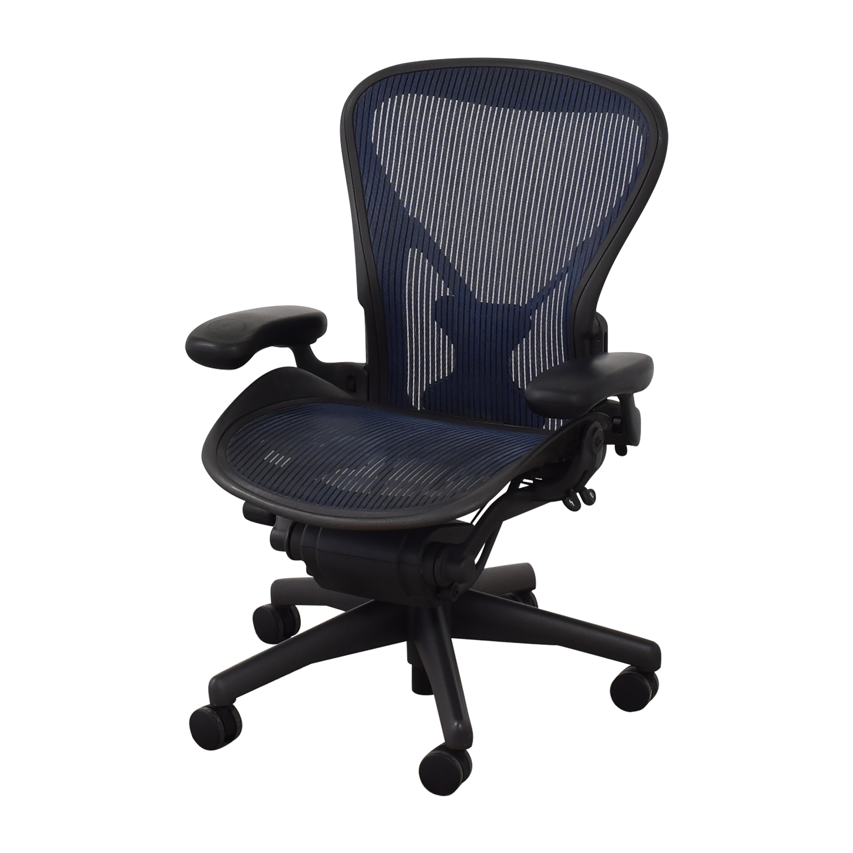 buy Herman Miller Herman Miller Size B Aeron Chair online