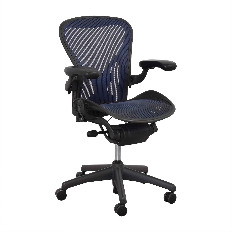 Herman Miller Herman Miller Size B Aeron Chair used