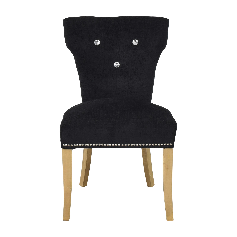 Meridian Furniture Meridian Furniture Nailhead Accent Chair
