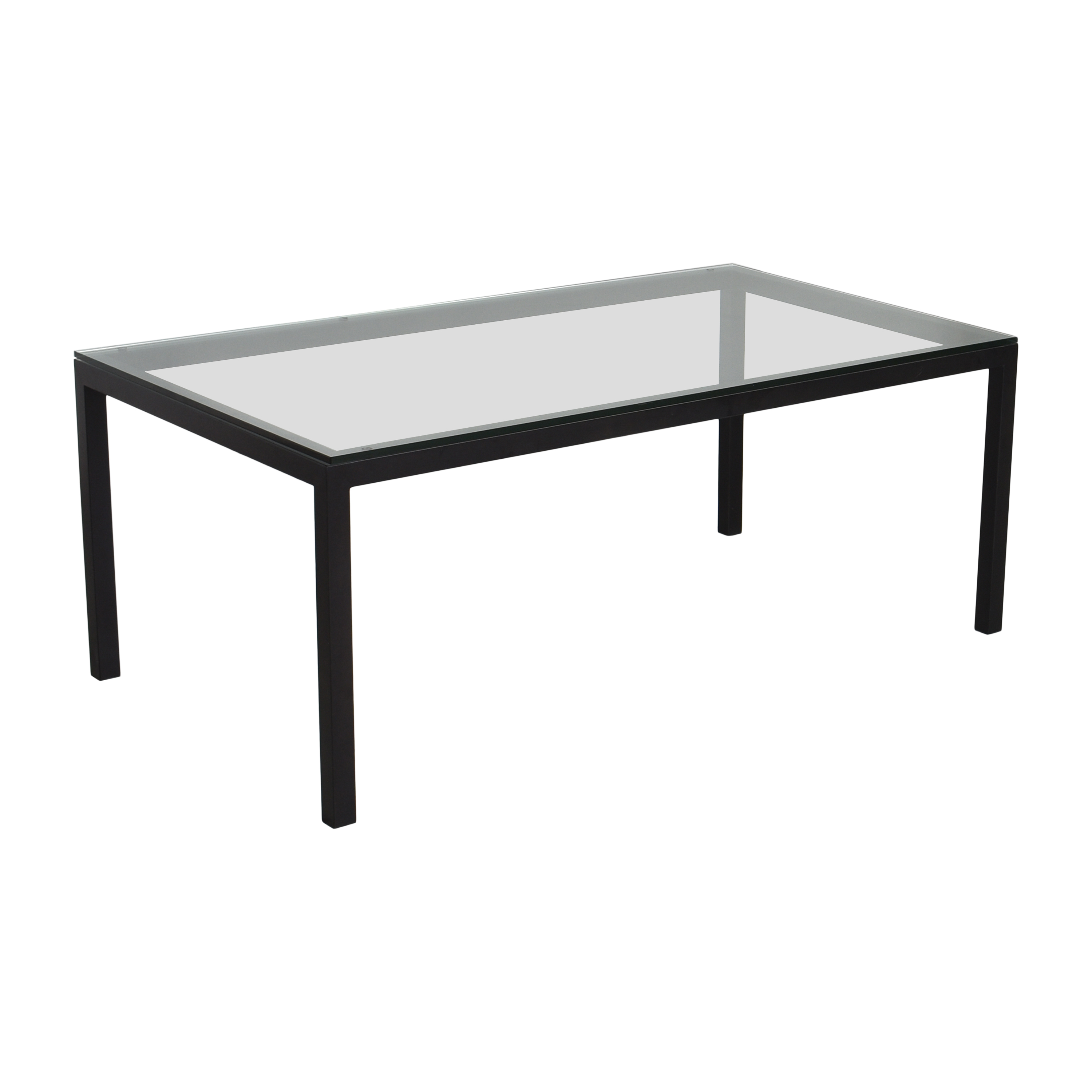 Crate & Barrel Crate & Barrel Parsons Dining Table ct