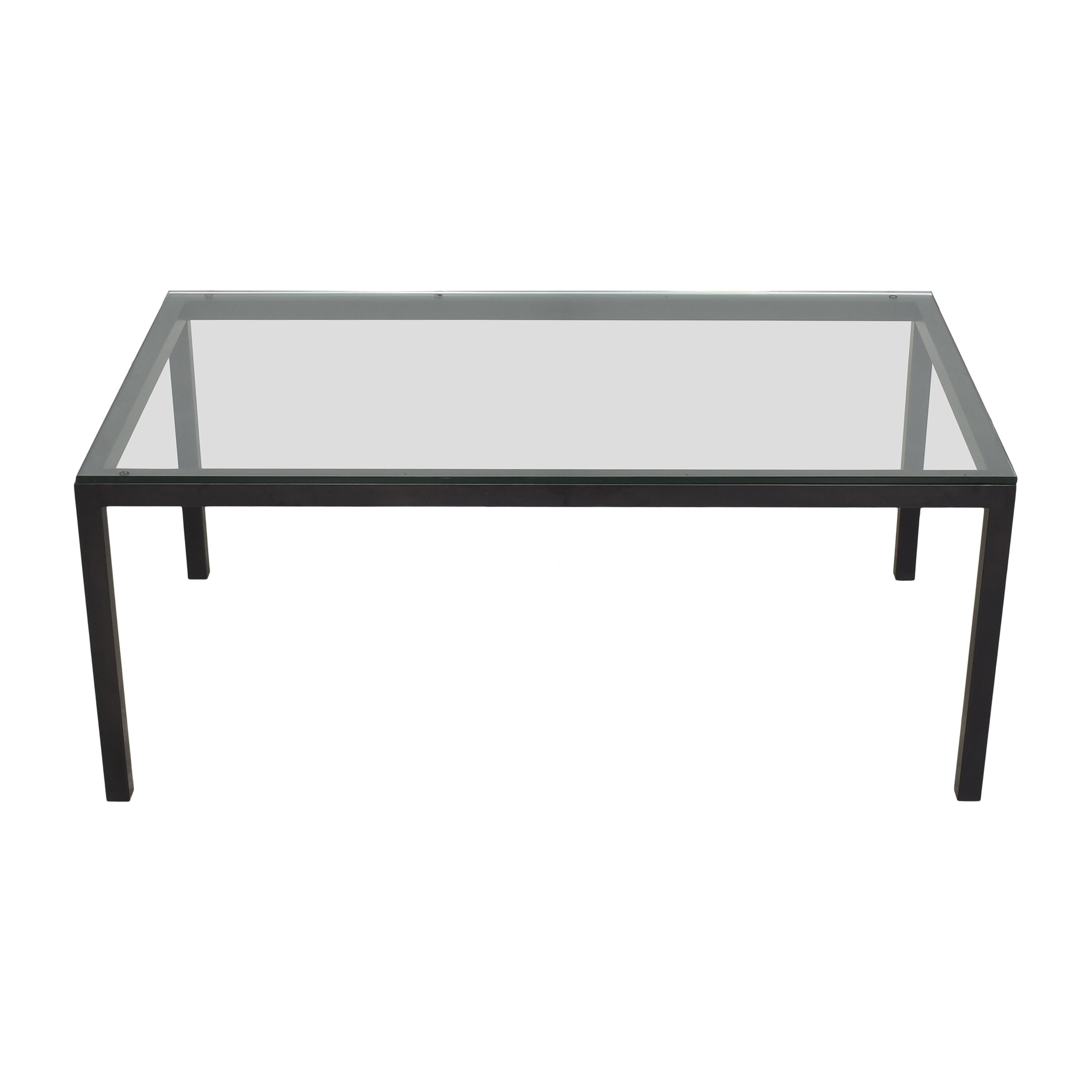 Crate & Barrel Crate & Barrel Parsons Dining Table coupon