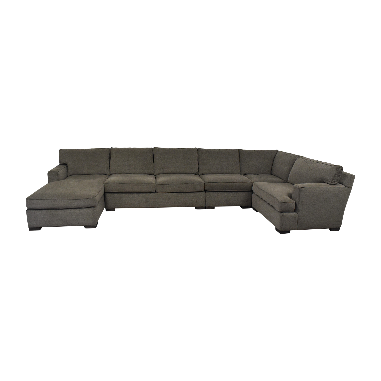 Arhaus  Arhaus Dune Sectional Sofa used