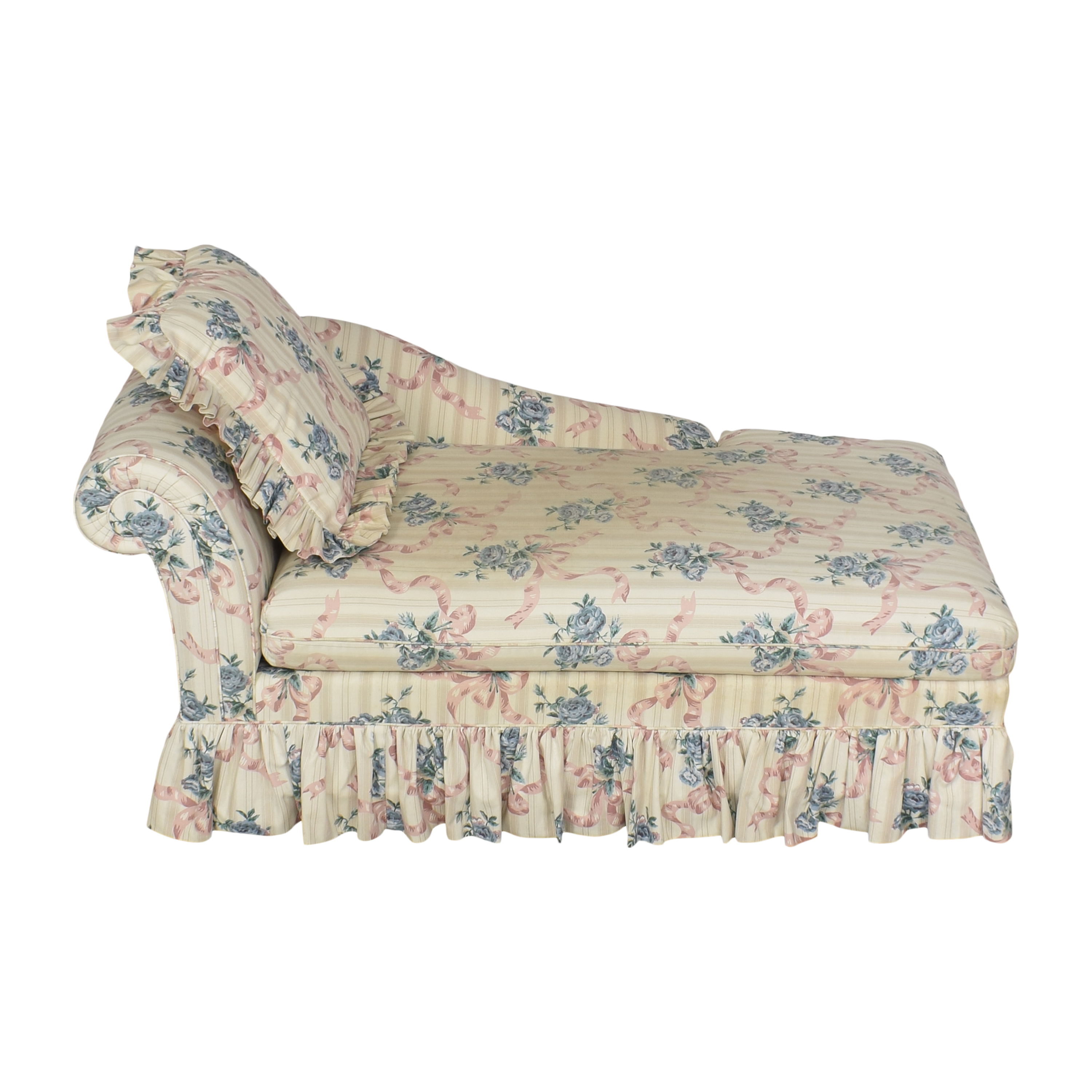 Ethan Allen Traditional Classics Chaise Lounge / Sofas