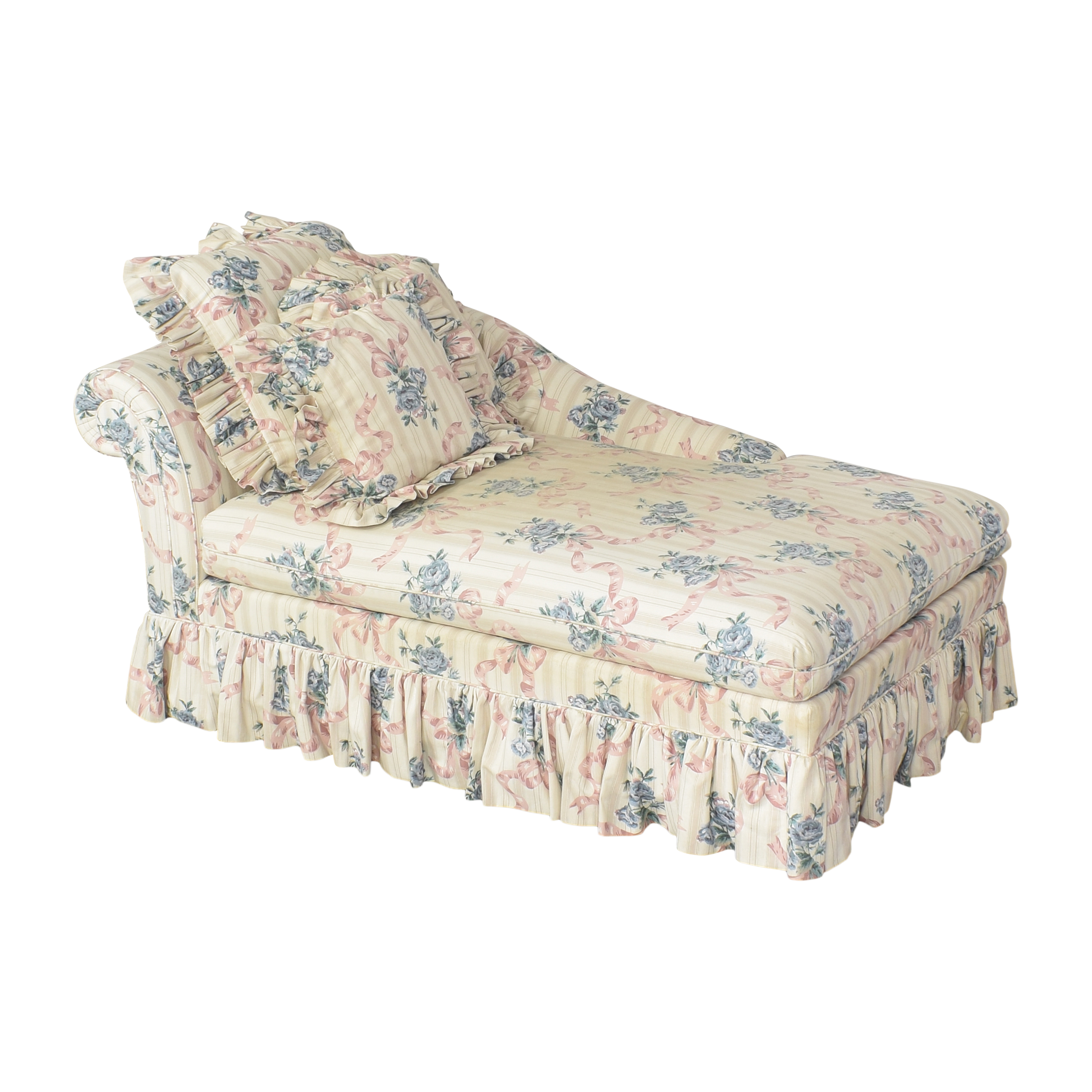 Ethan Allen Ethan Allen Traditional Classics Chaise Lounge coupon