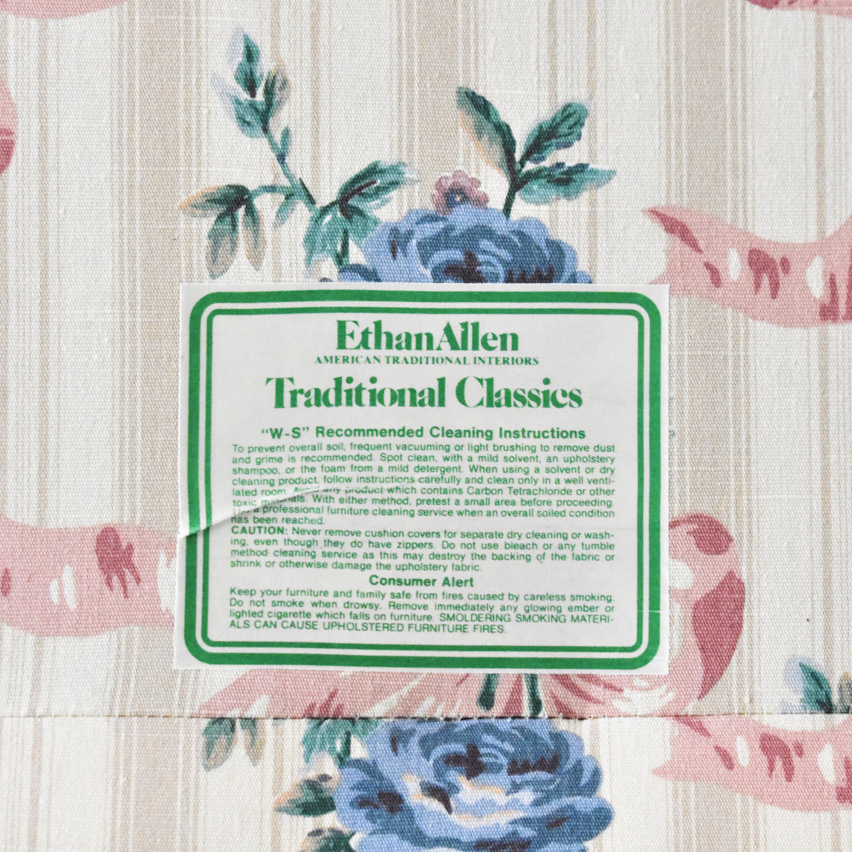Ethan Allen Ethan Allen Traditional Classics Chaise Lounge discount