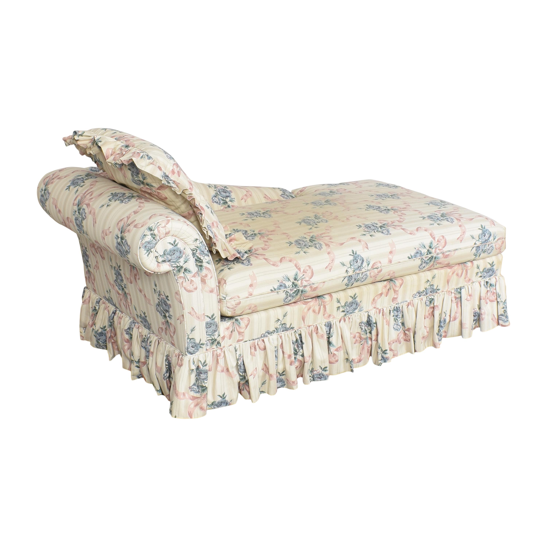 Ethan Allen Ethan Allen Traditional Classics Chaise Lounge nj