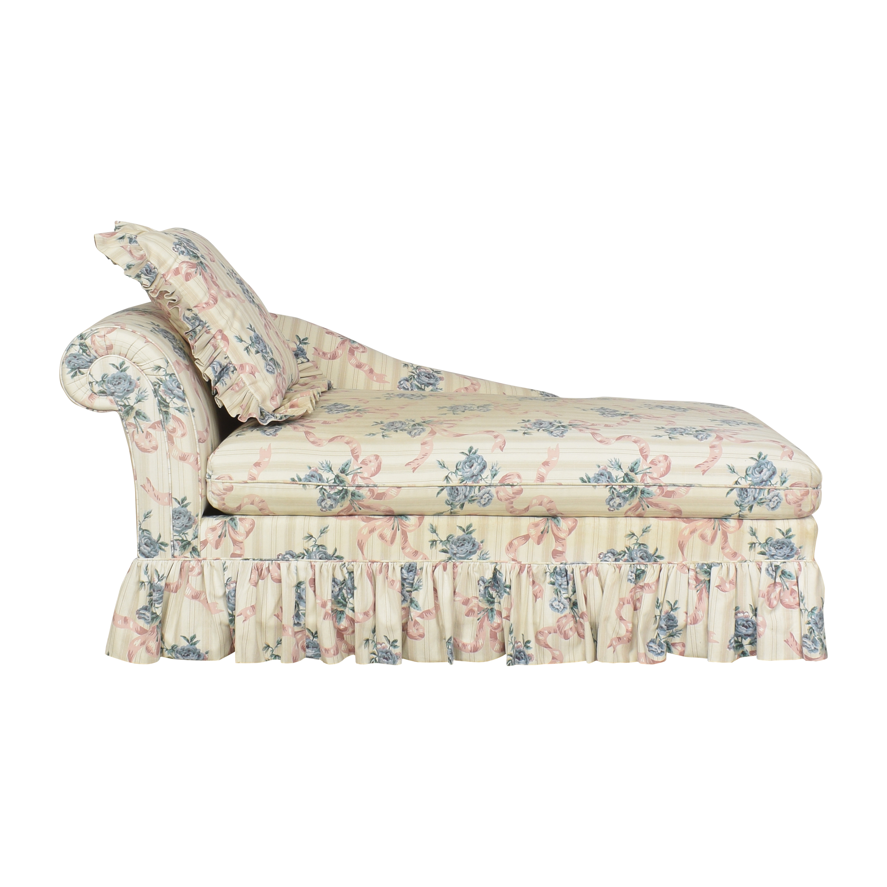 Ethan Allen Ethan Allen Traditional Classics Chaise Lounge second hand