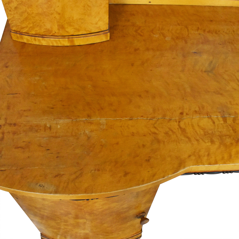 Biedermeier-Style Vanity Table Tables