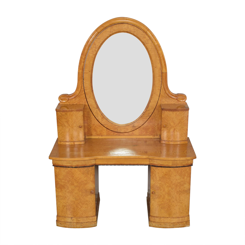 Biedermeier-Style Vanity Table discount