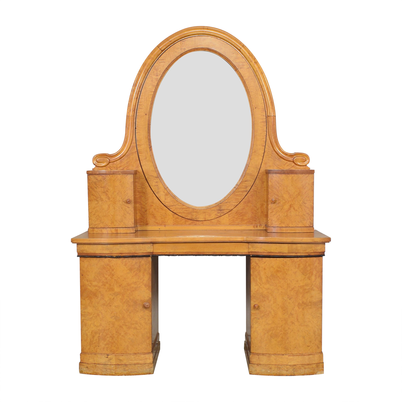 shop Biedermeier-Style Vanity Table  Tables