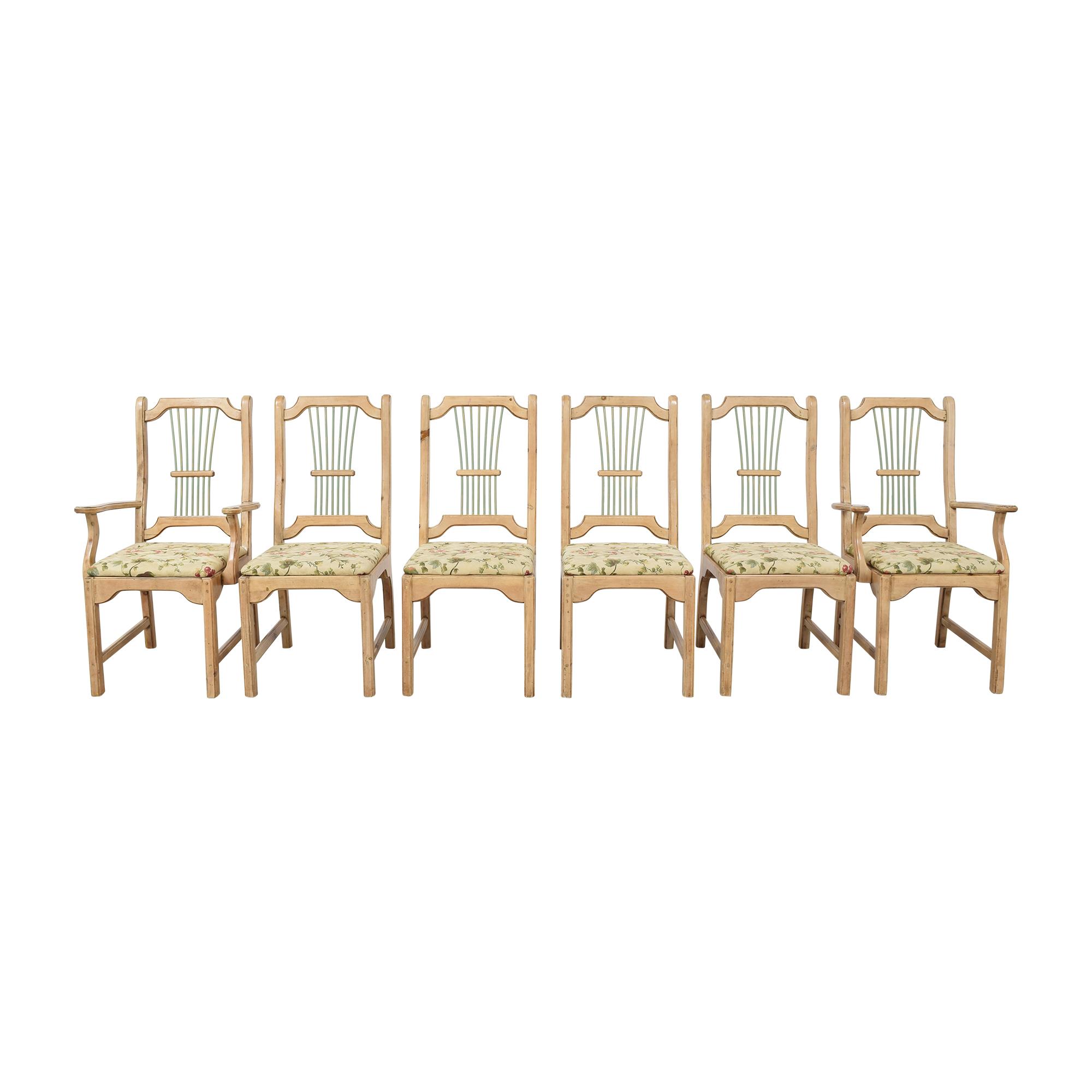 Rumrunner Home Rumrunner Home Sheaf Back Dining Chairs ma