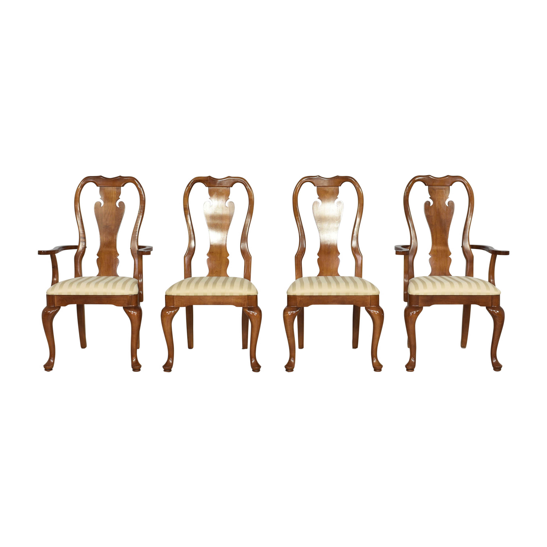 Thomasville Thomasville Queen Anne Dining Chairs nj
