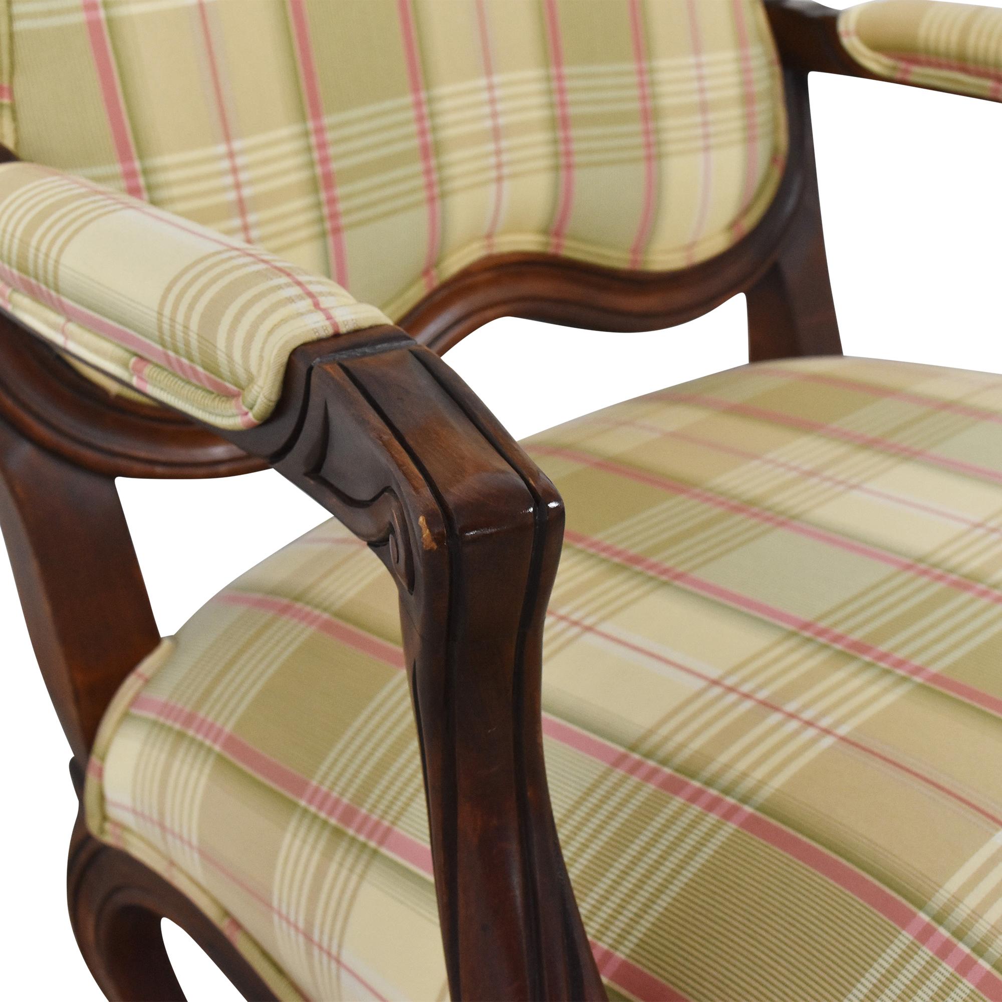 Ethan Allen Ethan Allen Chantel Chair dimensions