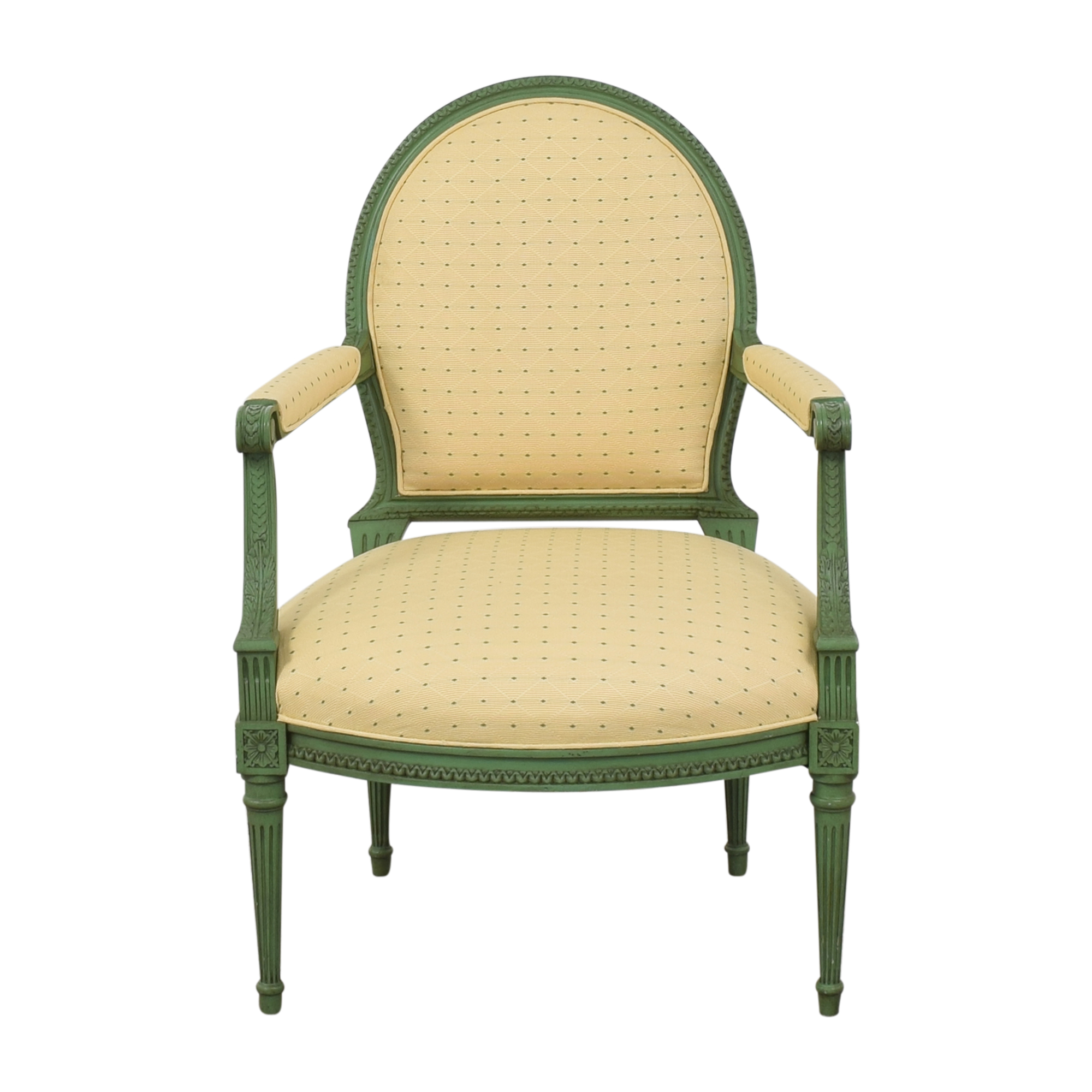 Hickory Chair Mount Vernon Arm Chair / Accent Chairs