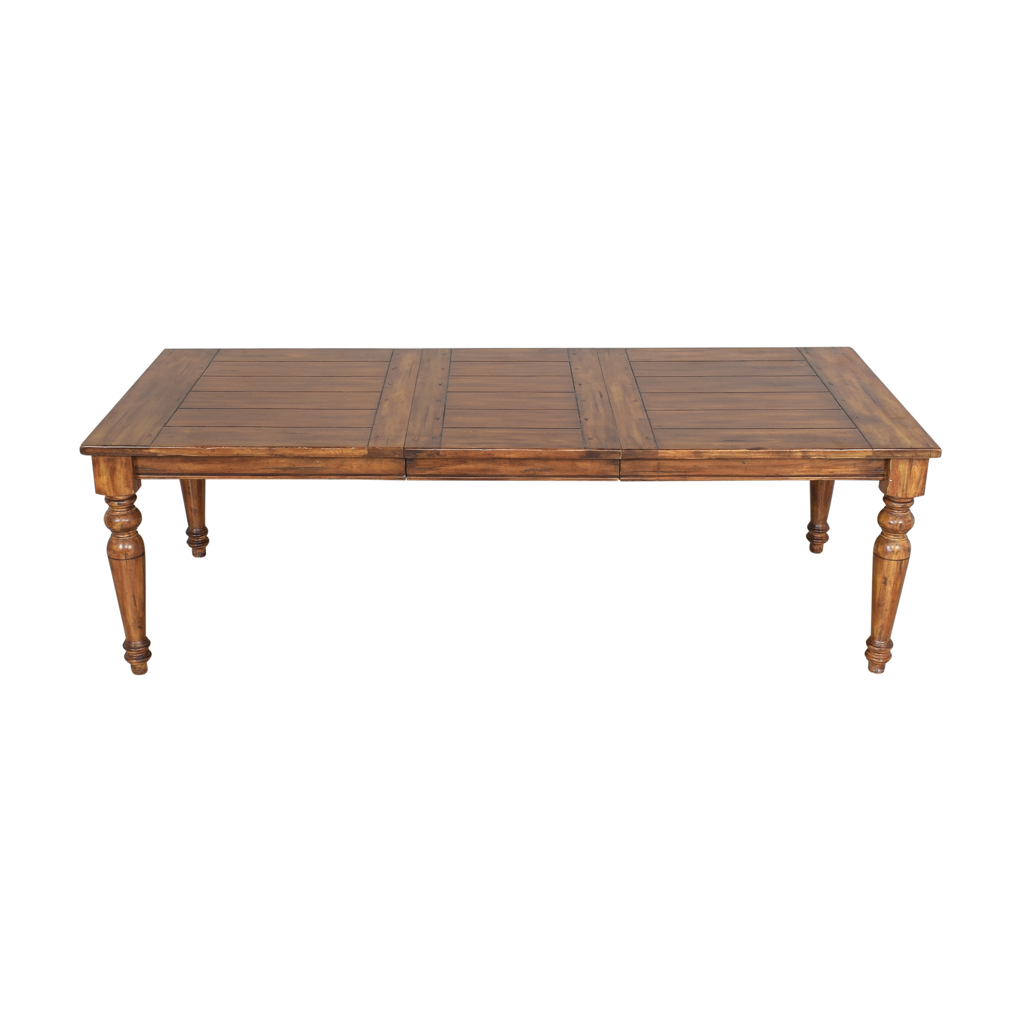 Rustic Extendable Dining Table