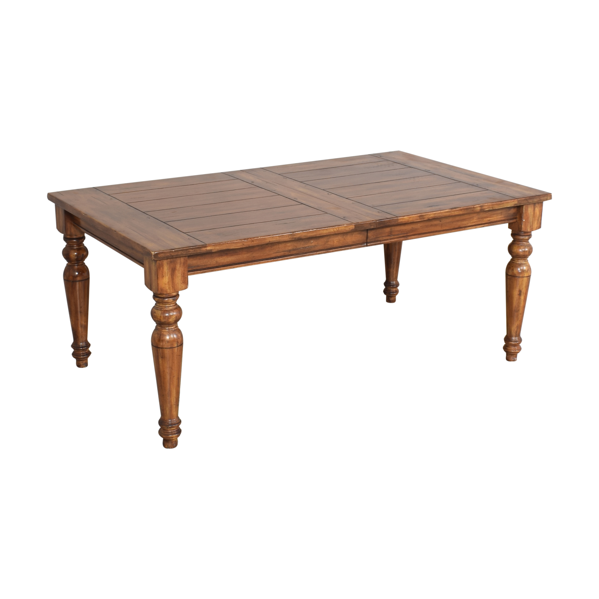 shop Rustic Extendable Dining Table  Tables