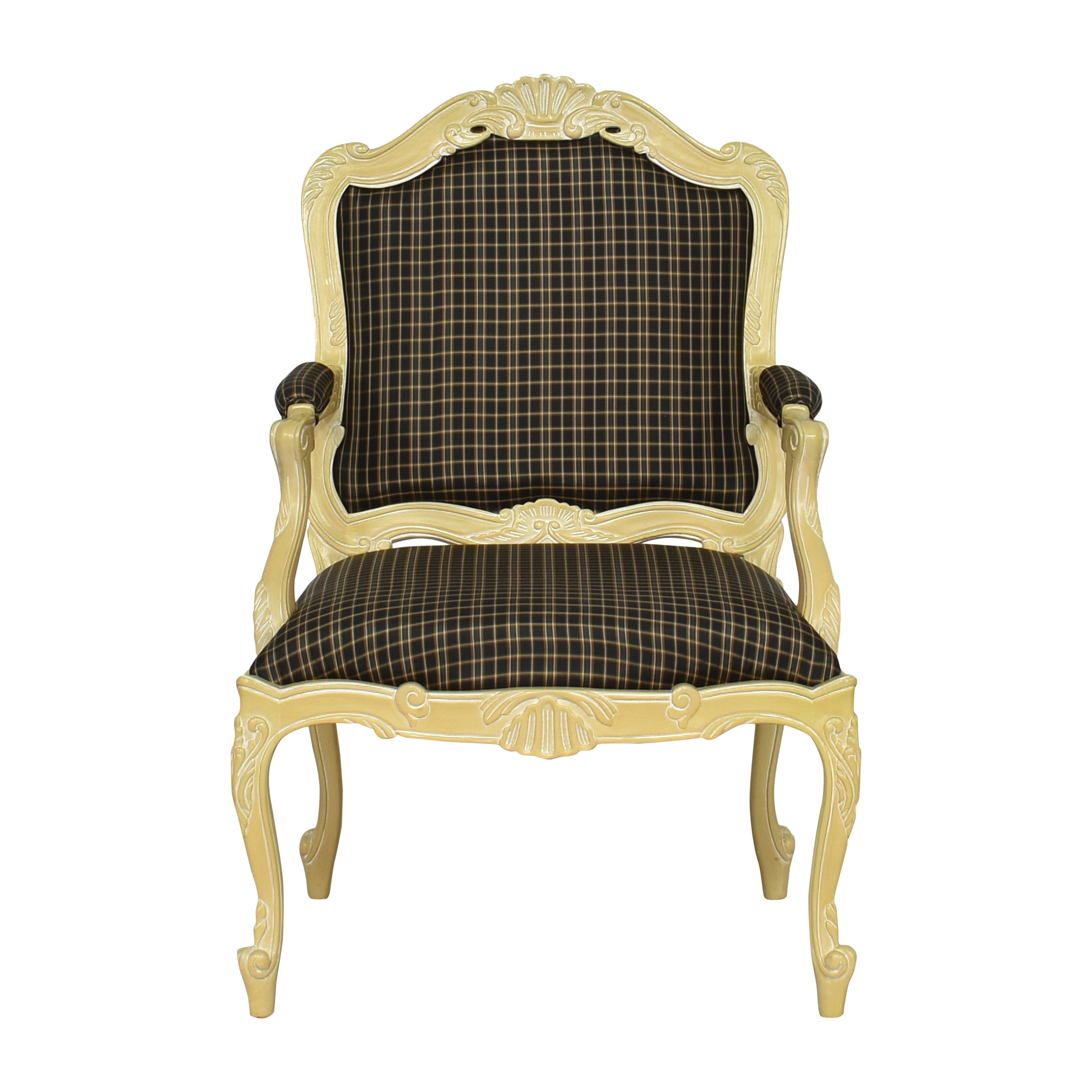 Sherrill Furniture French-Style Accent Chair / Chairs