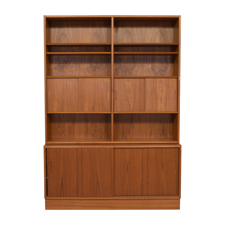 shop Hundevad Modern Bookcase Hundevad