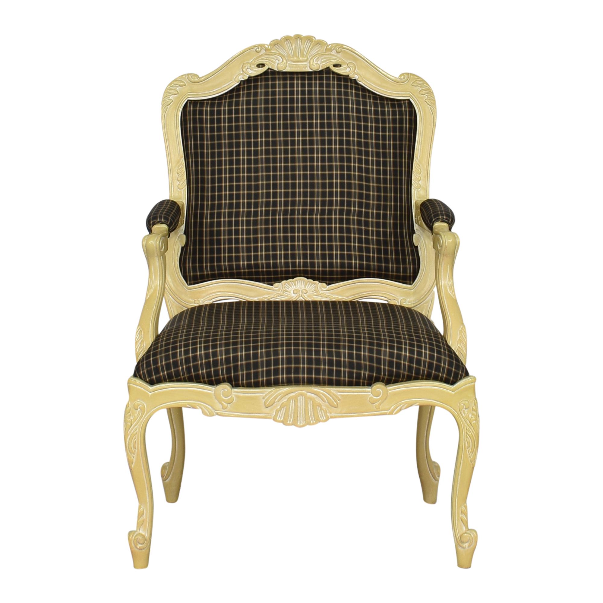 Sherrill Furniture Traditional Dining Arm Chair Sherrill Furniture