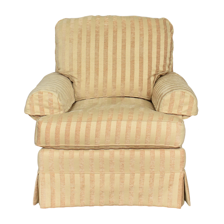 shop Sherrill Furniture Club Chair Sherrill Furniture