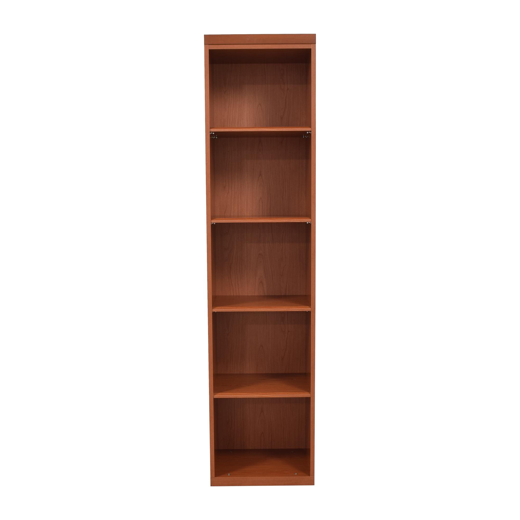 buy Maurice Villency Tall Bookcase Maurice Villency