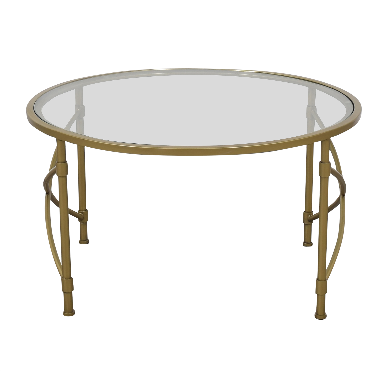 Ballard Designs Ballard Designs Maxwell Small Coffee Table ct