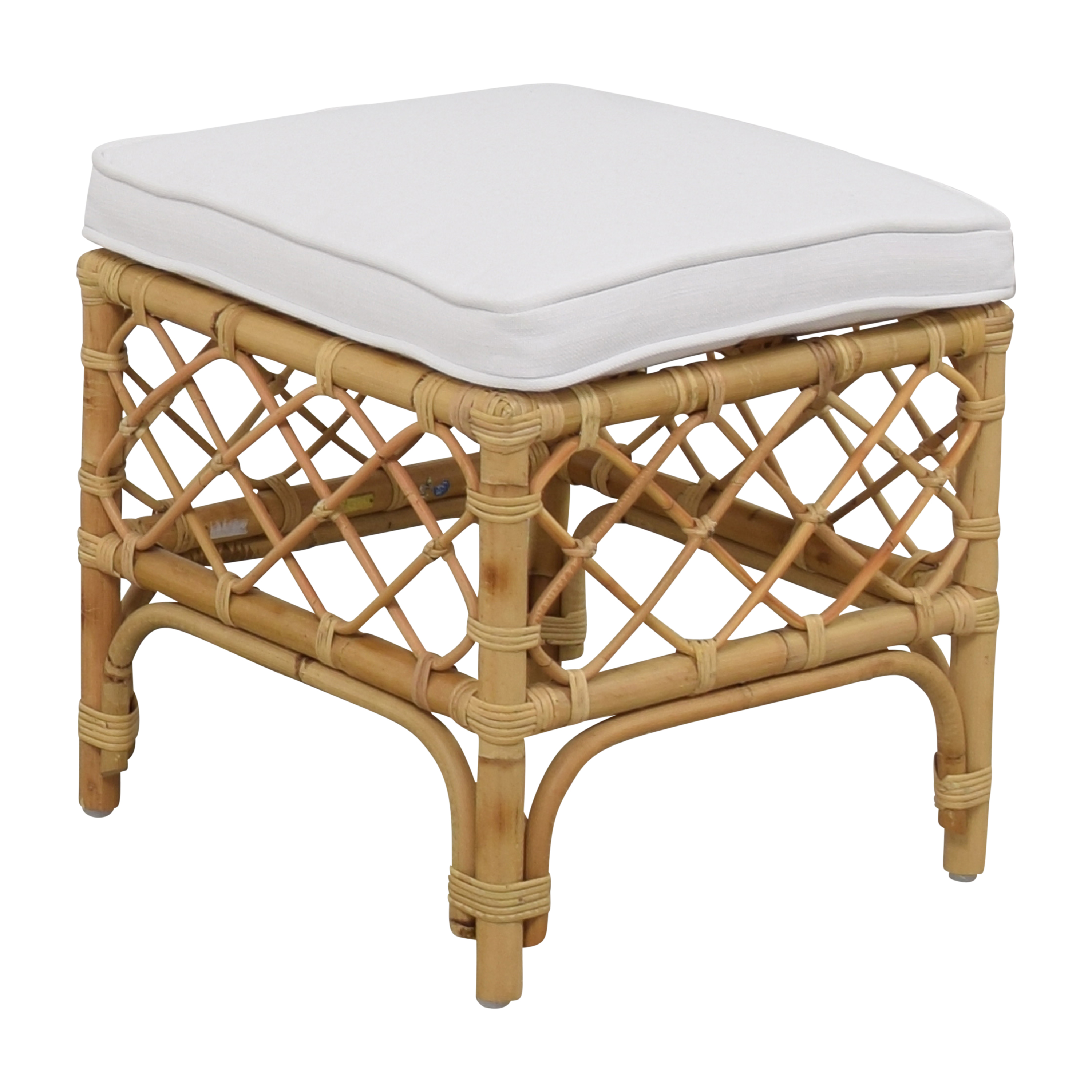 shop Serena & Lily Avalon Stool Serena & Lily Chairs